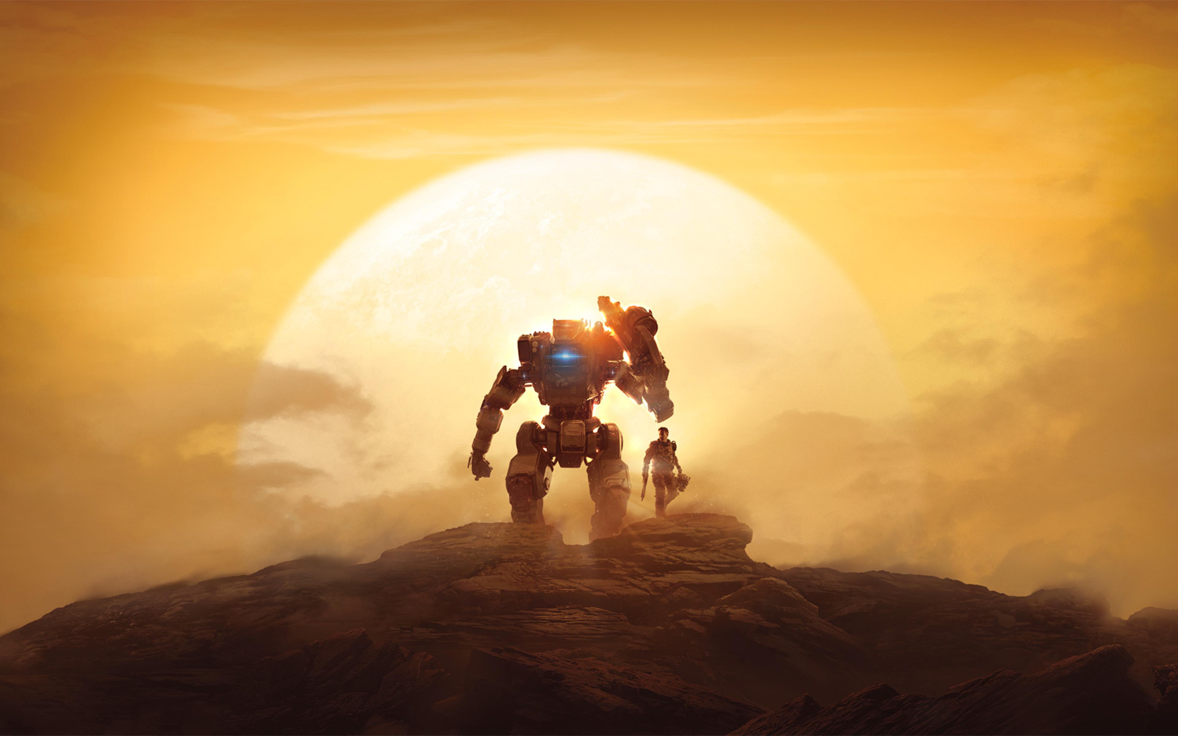 2017 Titanfall 2, Full HD Wallpaper