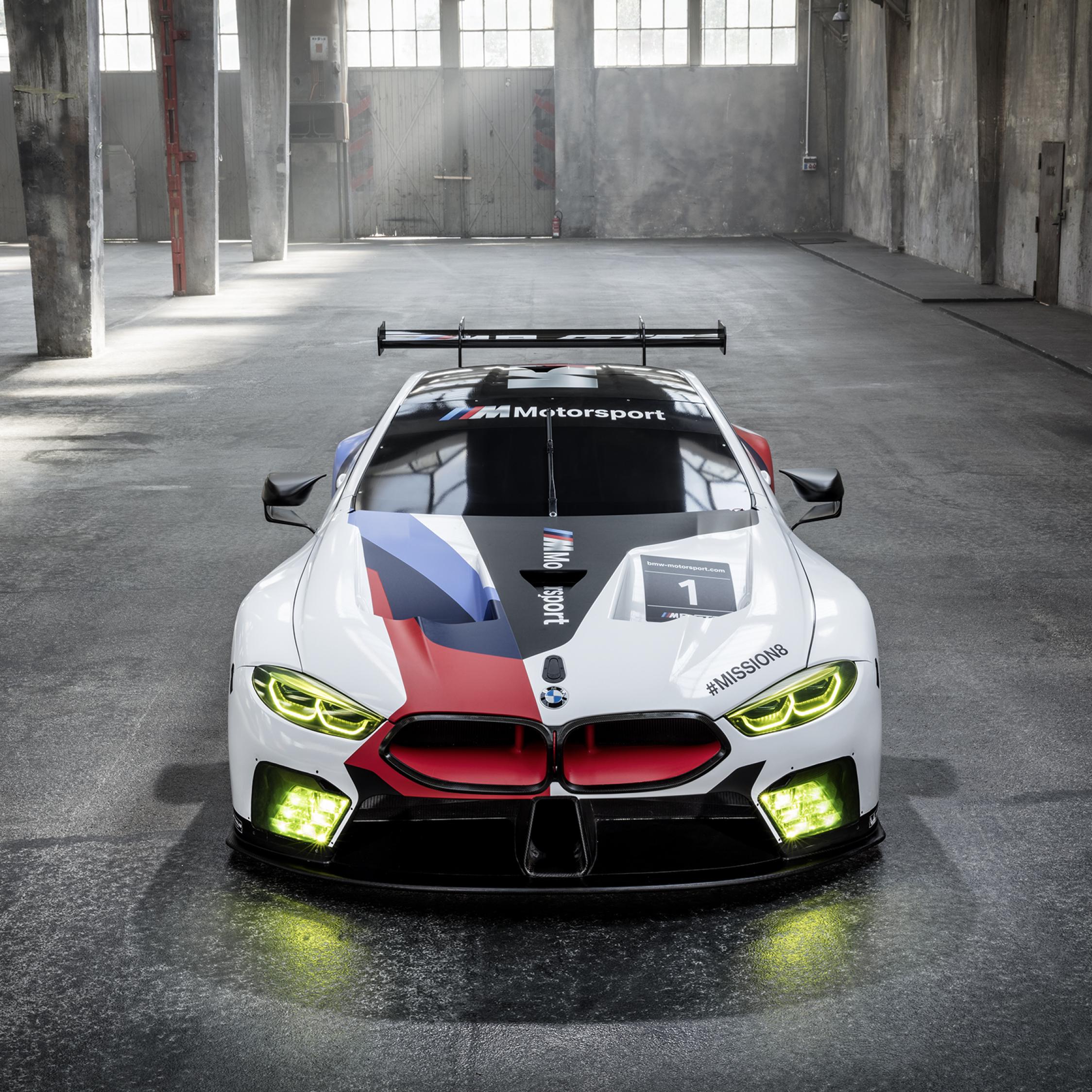 2248x2248 2018 BMW M8 GTE 2248x2248 Resolution Wallpaper ...