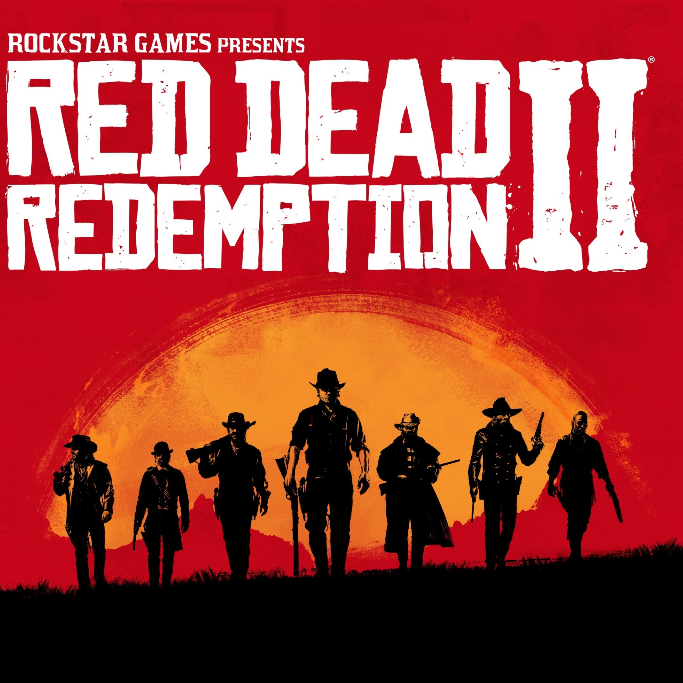 Red Dead Redemption Wallpaper Hd: 2018 Game Red Dead Redemption 2 Poster, HD 4K Wallpaper