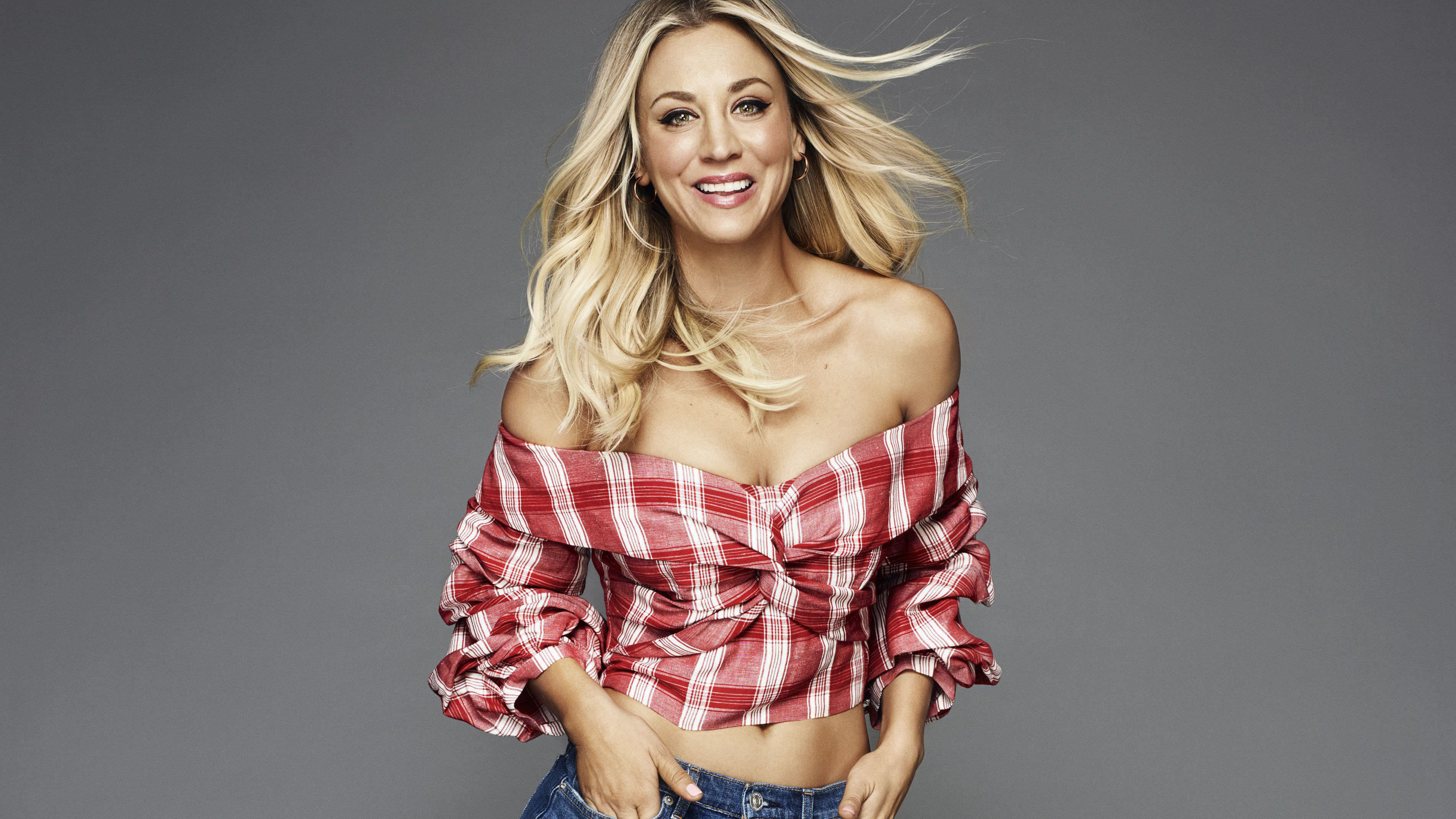 2018 Kaley Cuoco, Hd 4K Wallpaper-3544