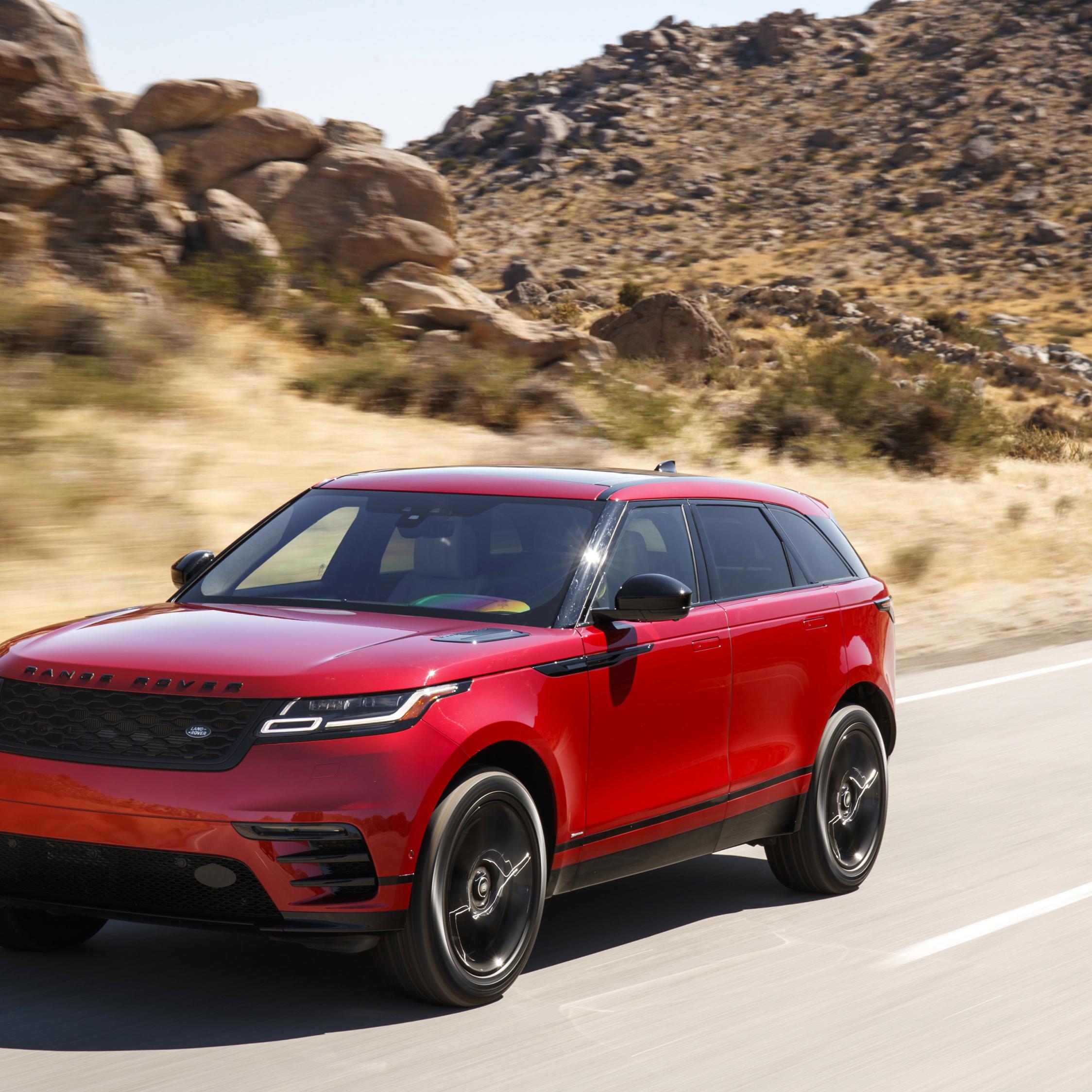 Land Rover Car Wallpaper: 2018 Range Rover Velar R Dynamic, HD 4K Wallpaper