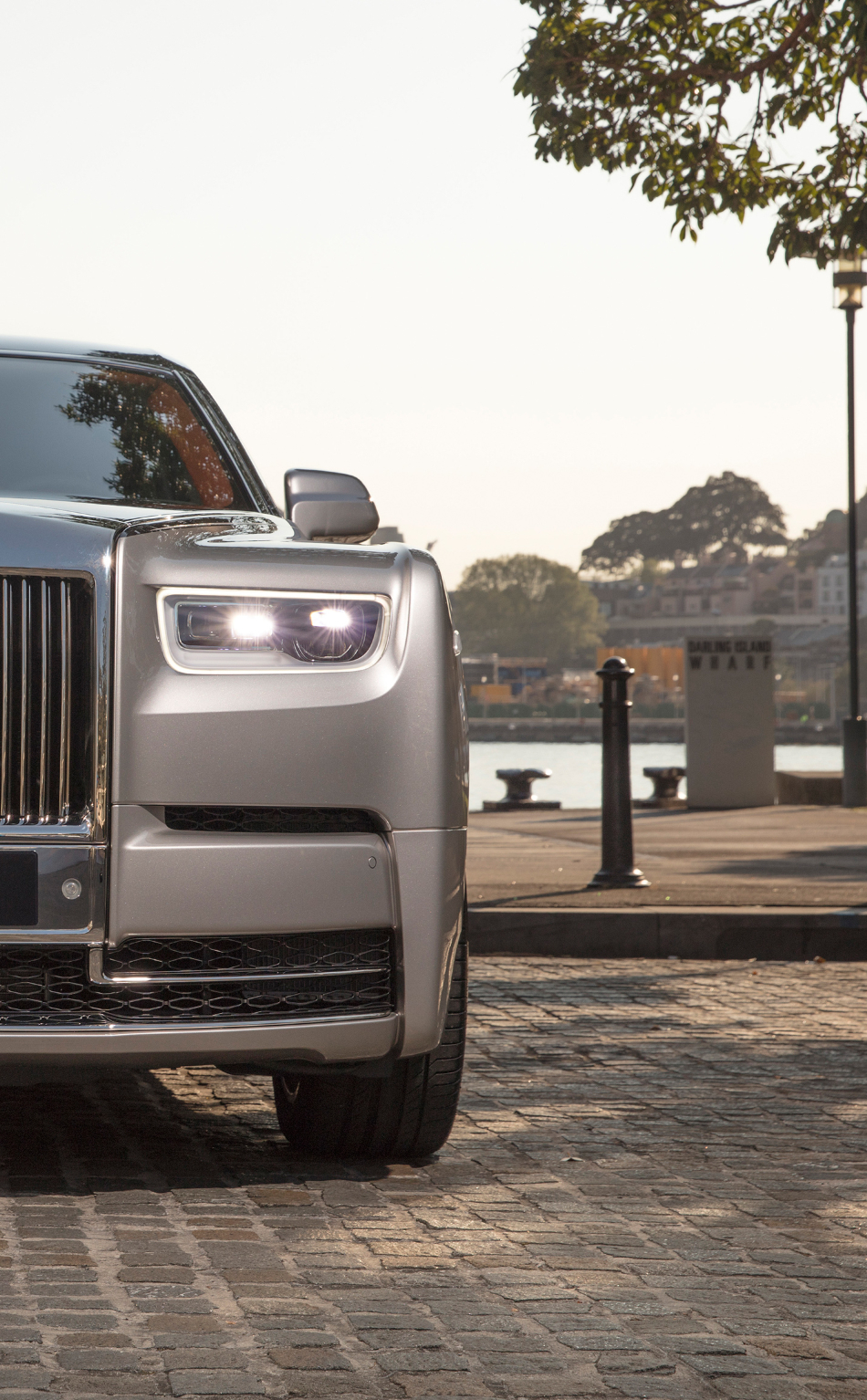 2018 Rolls Royce Phantom Hd 4k Wallpaper
