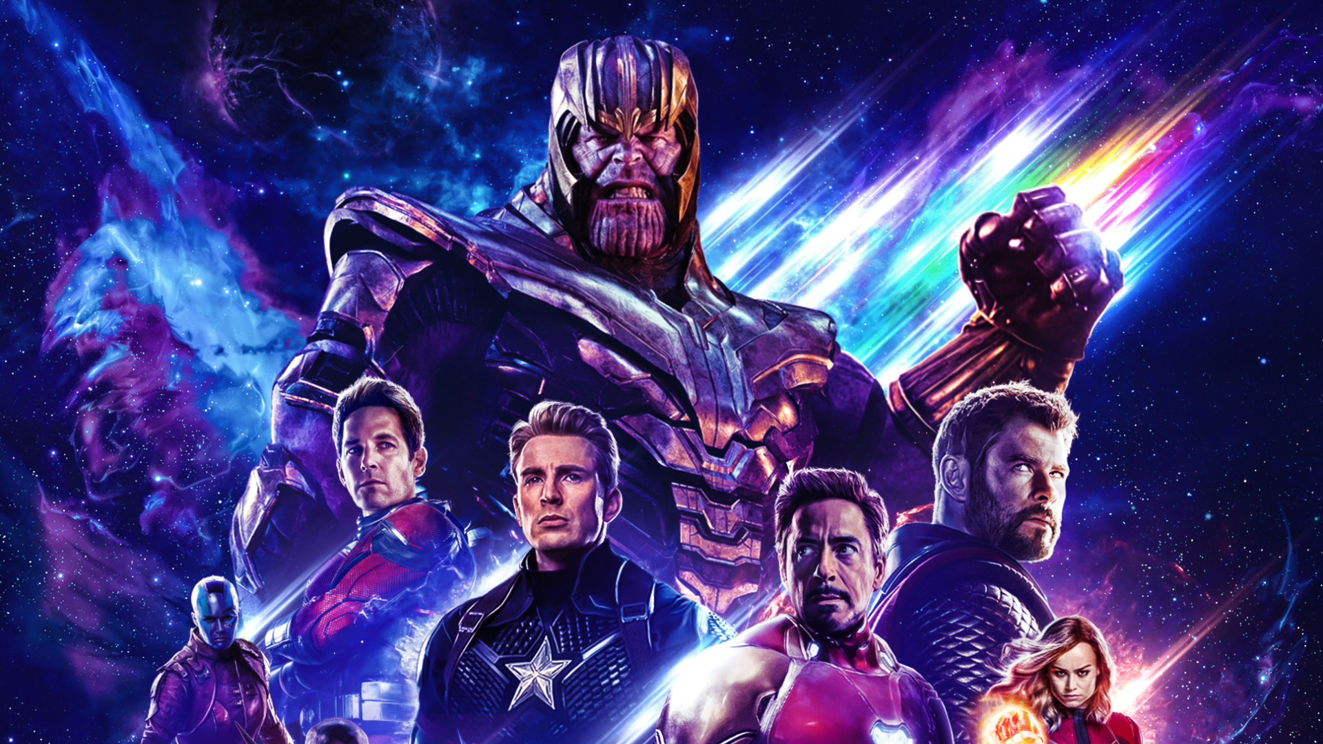 1920x1080 2019 Avengers Endgame Movie 1080p Laptop Full Hd