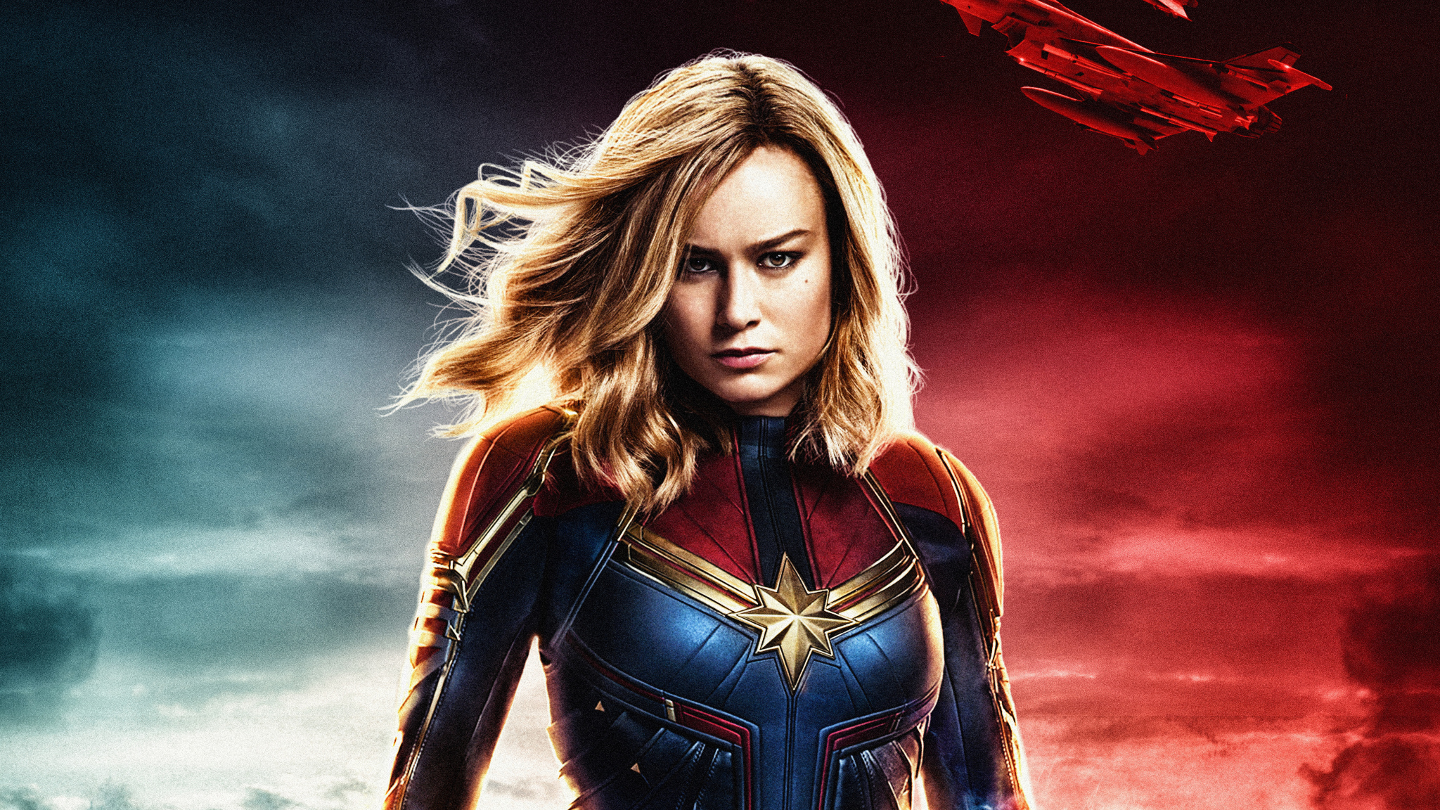 2048x1152 2019 Captain Marvel Movie 2048x1152 Resolution