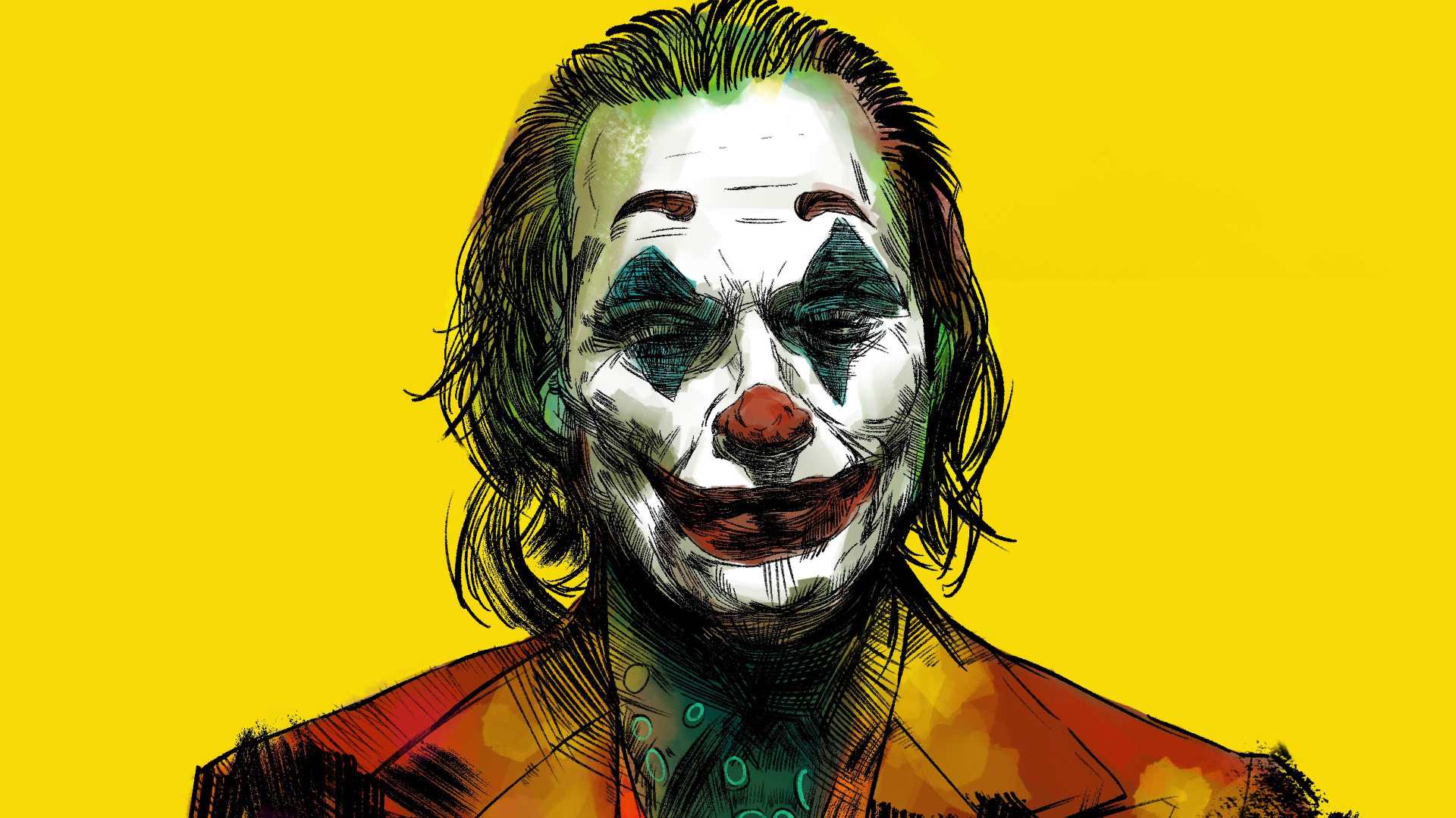 1920x1080 2019 Joker Movie 4k 1080P Laptop Full HD ...