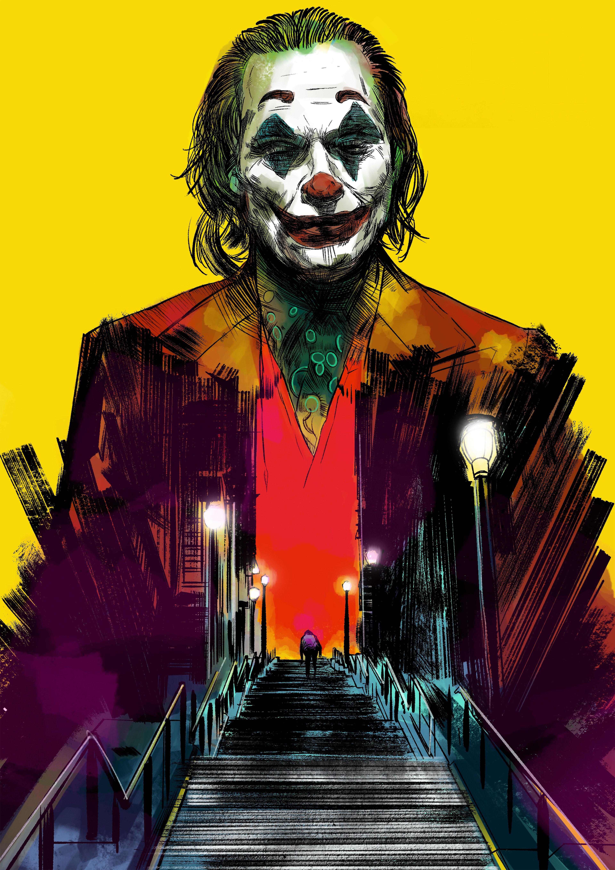 640x960 2019 Joker Movie 4k Iphone 4 Iphone 4s Wallpaper