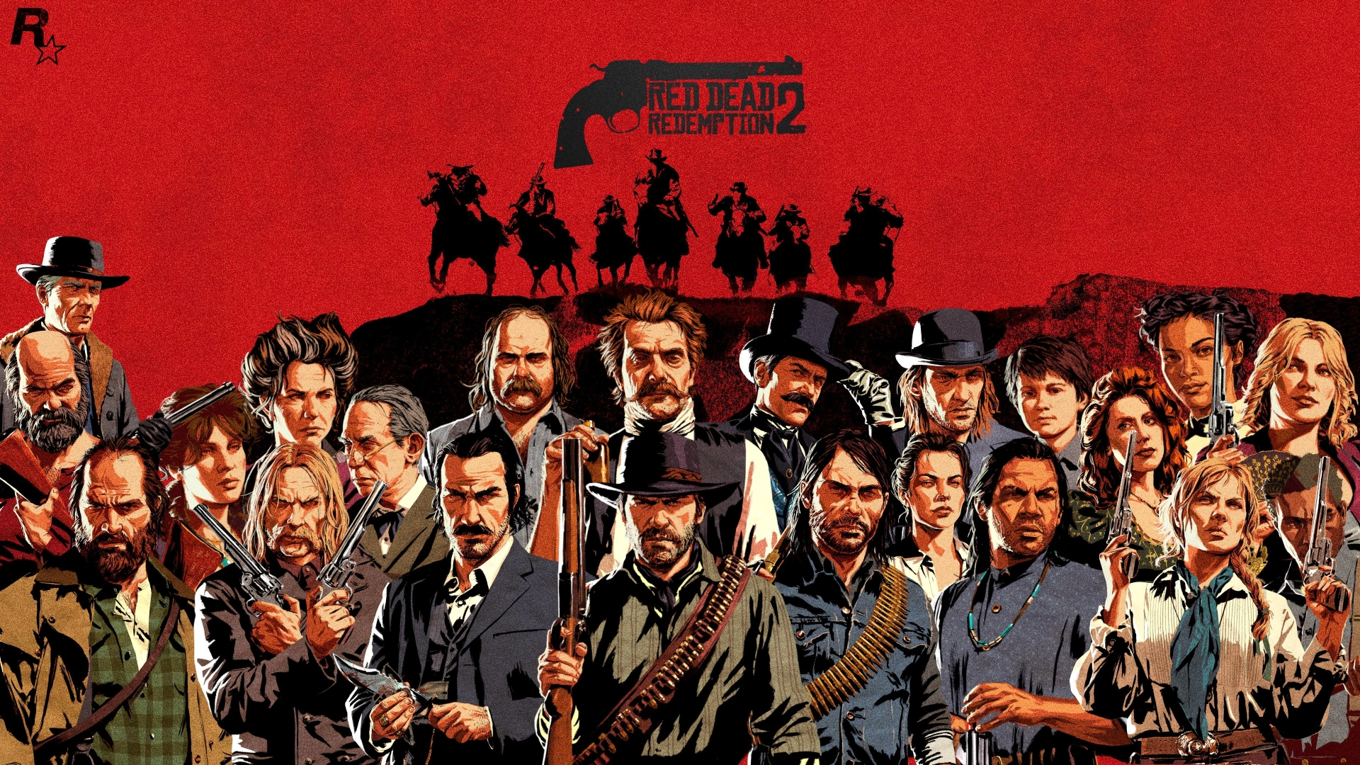 1920x1080 2019 Red Dead Redemption 2 Game 1080p Laptop Full Hd