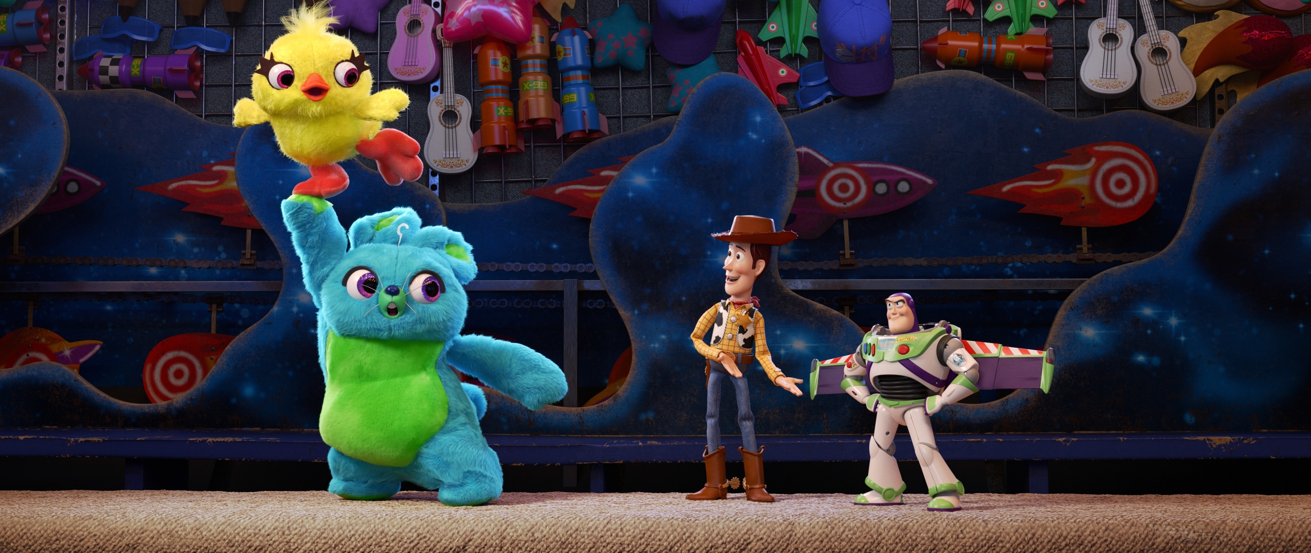 2560x1080 2019 Toy Story 4 2560x1080 Resolution Image Hd