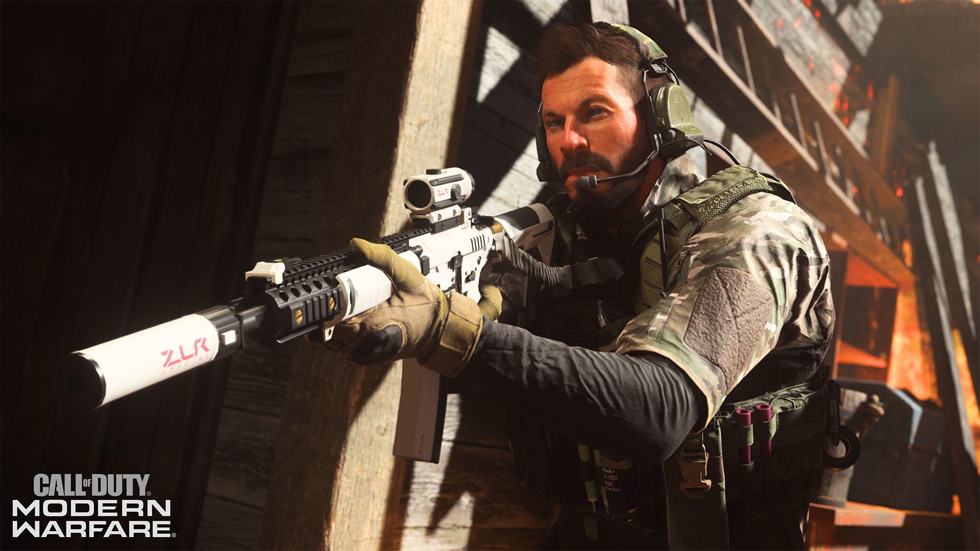 2020 Call Of Duty Modern Warfare Wallpaper Hd Games 4k Wallpapers