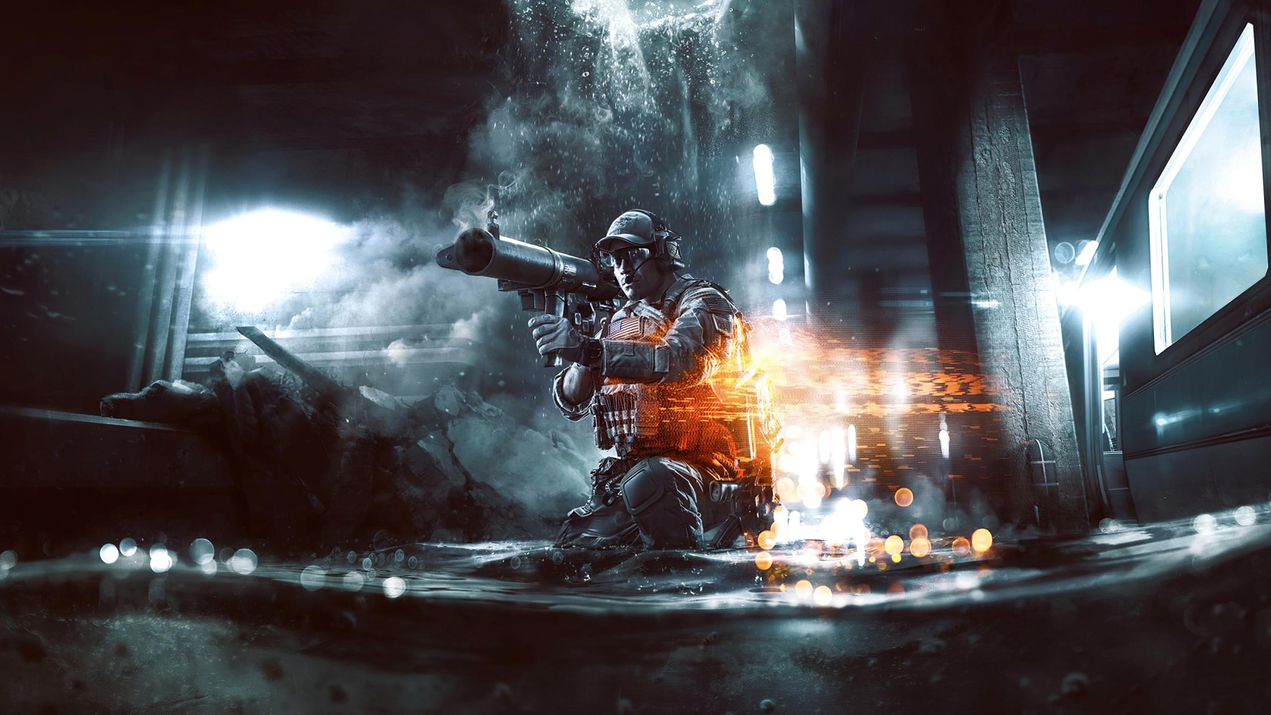 2560x1440 4k Battlefield 4 2019 1440p Resolution Wallpaper Hd