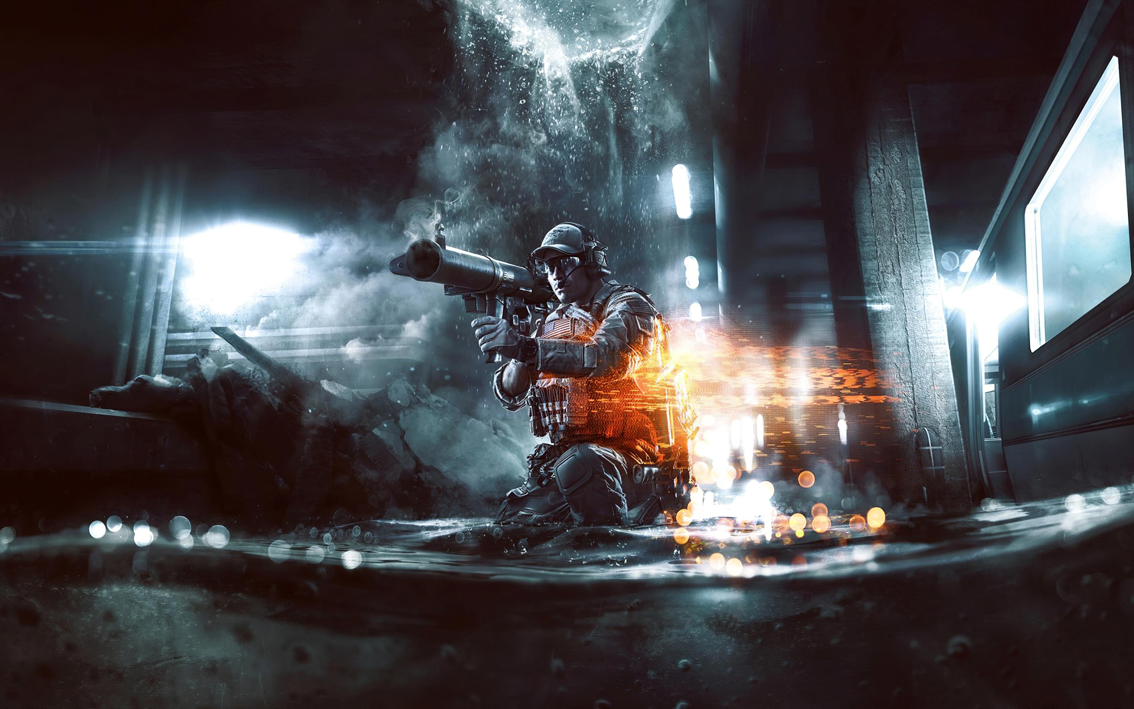 4k Battlefield 4 2019 Wallpaper Hd Games 4k Wallpapers