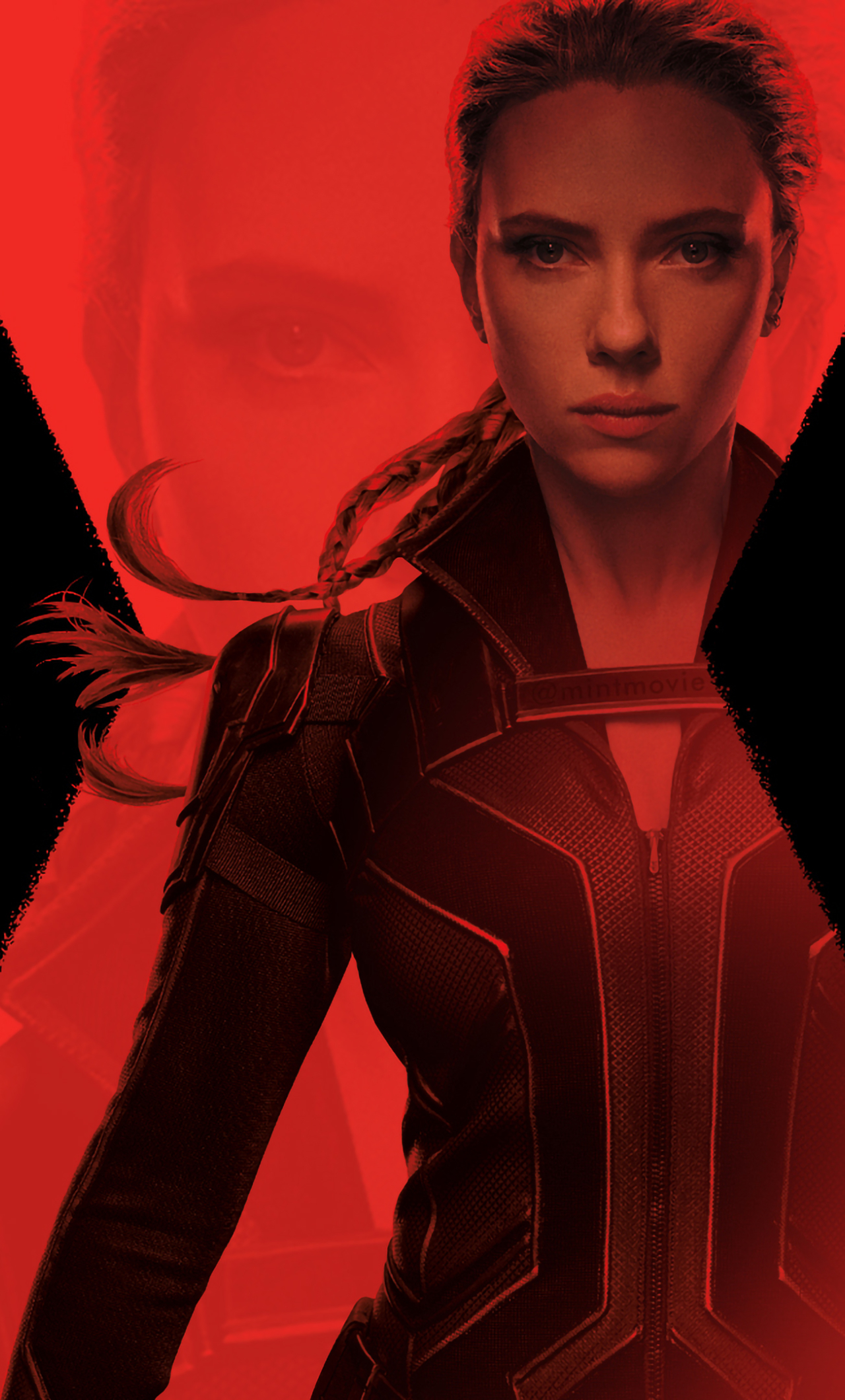 1280x2120 4K Black Widow Movie iPhone 6 plus Wallpaper, HD ...
