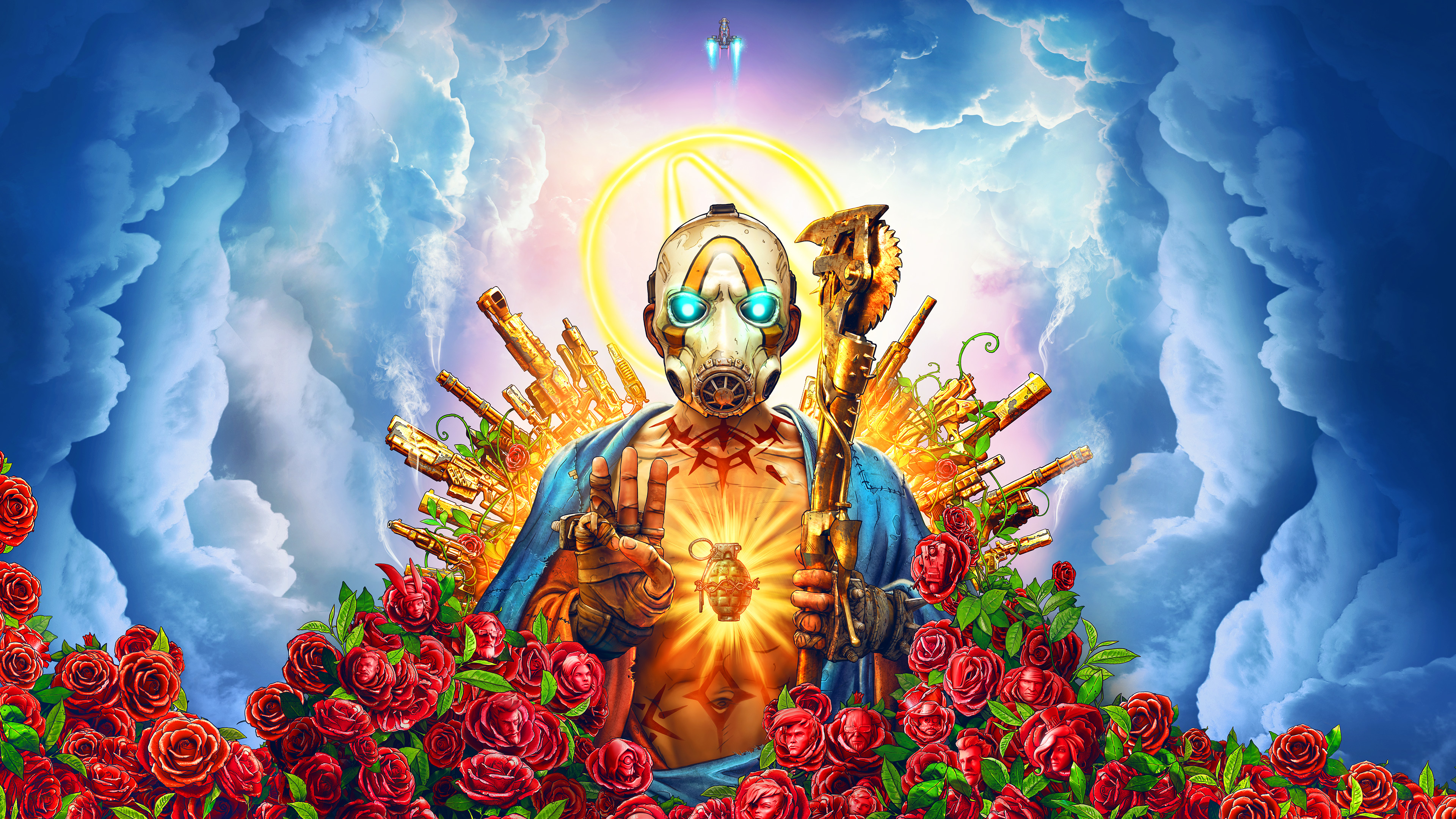 4k Borderlands 3 Wallpaper Hd Games 4k Wallpapers Images Photos And Background