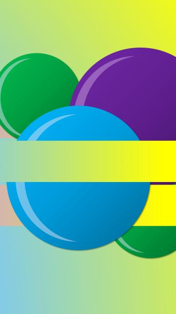 4K Candy Pops Wallpaper in 360x640 Resolution