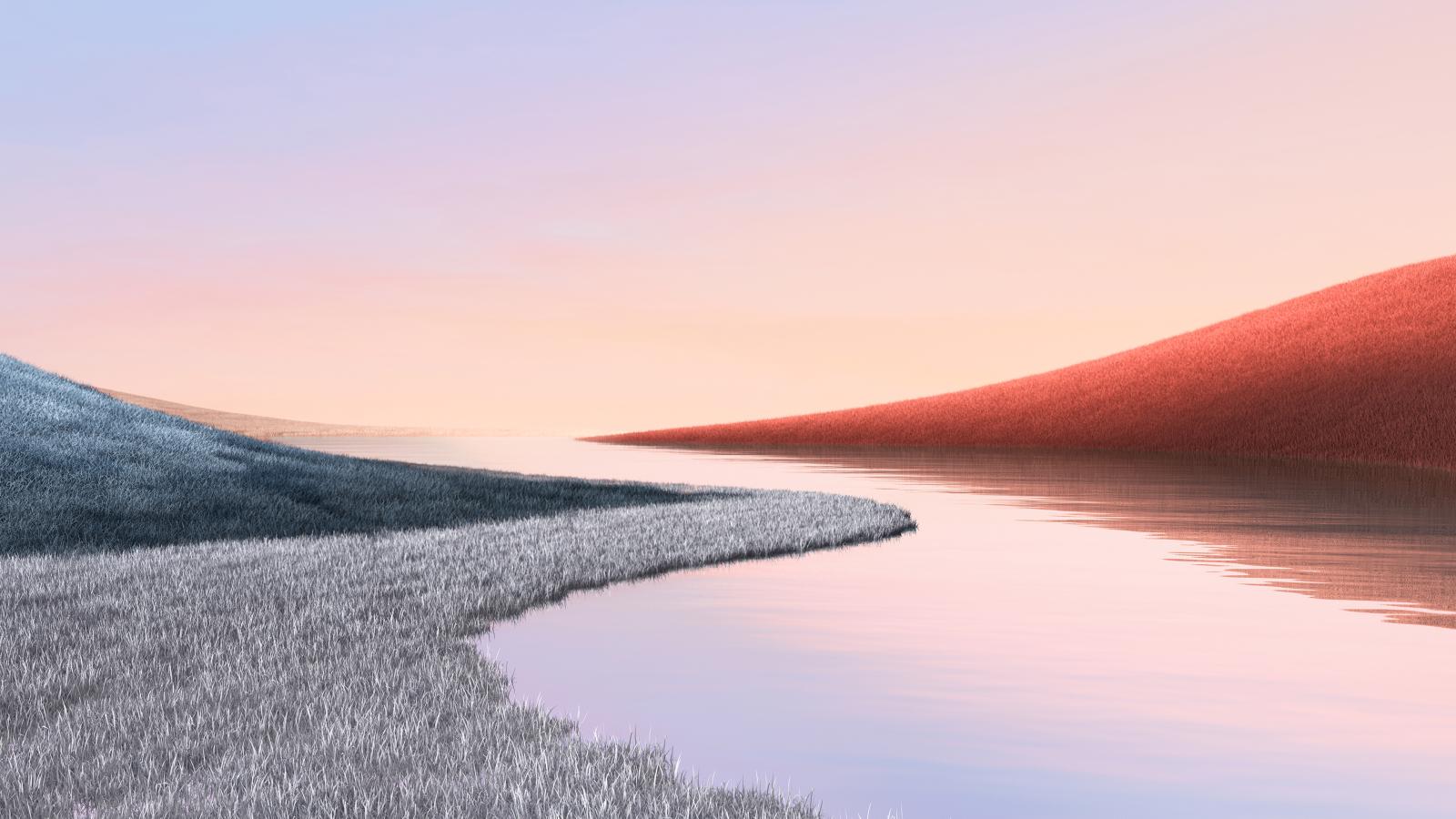 1600x900 4K Colorful Landscape 1600x900 Resolution ...