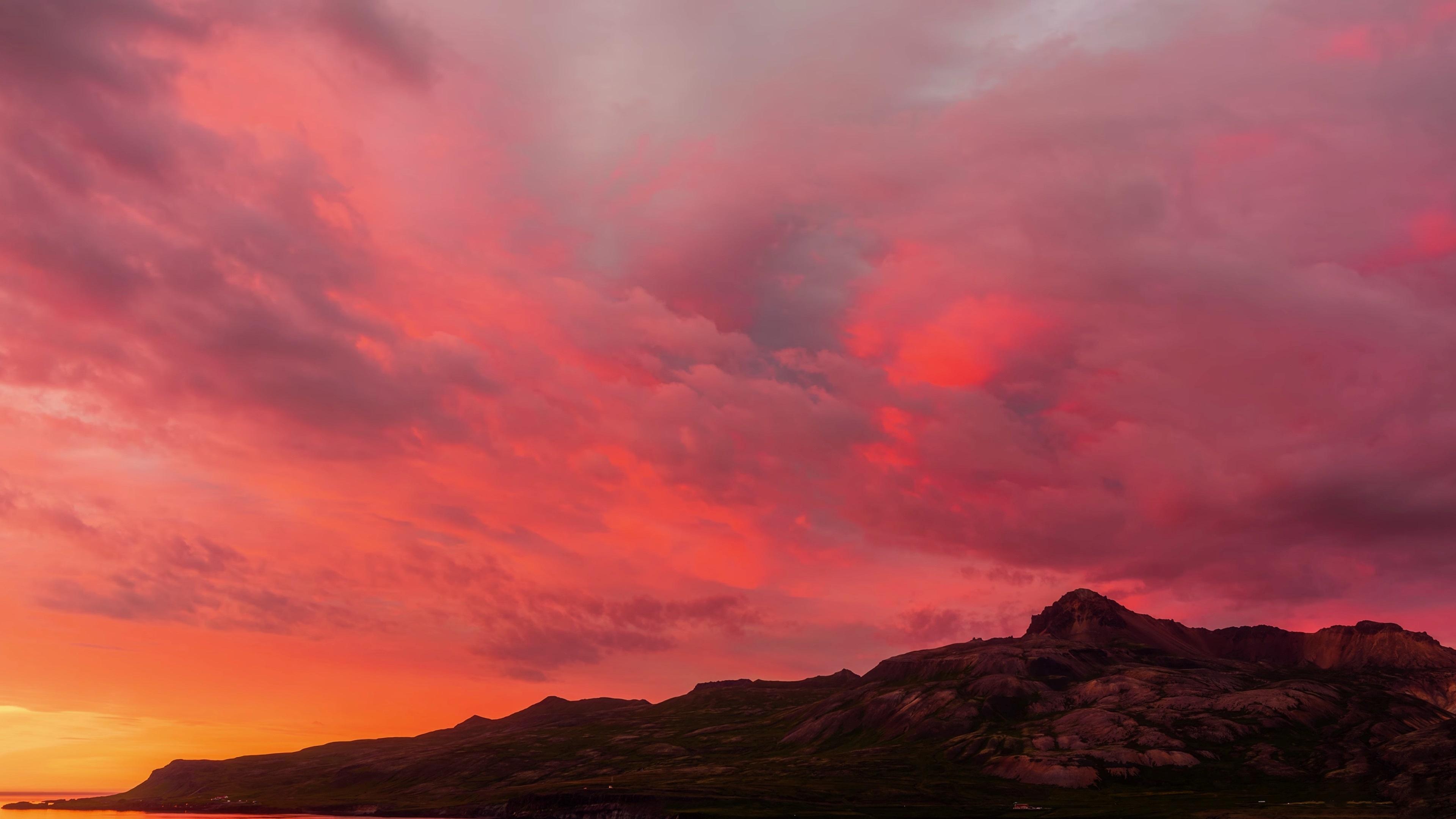 4k Colorful Sunset Wallpaper Hd Nature 4k Wallpapers