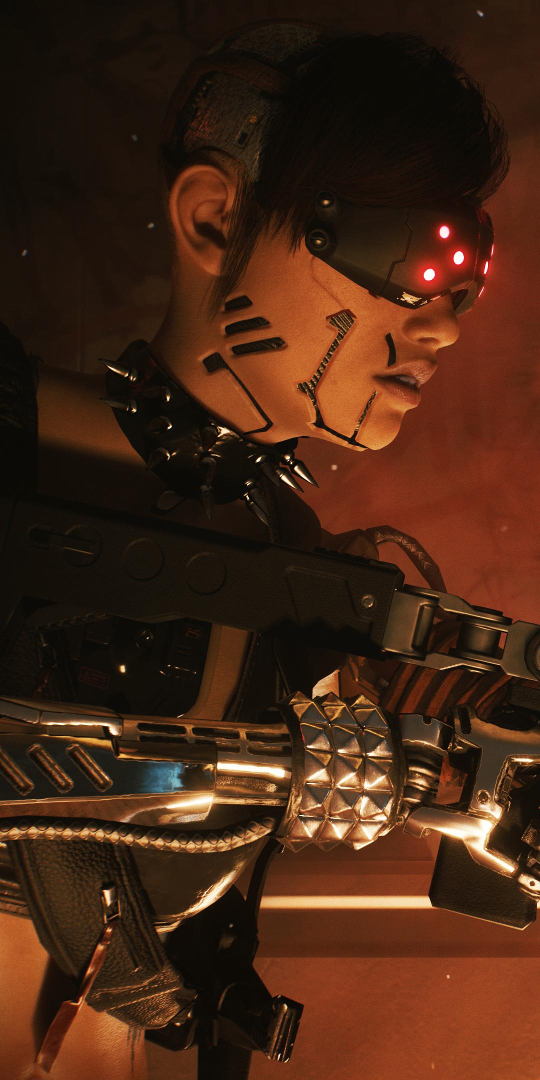 1080x2160 4K Cyberpunk 2077 New One Plus 5T,Honor 7x,Honor ...