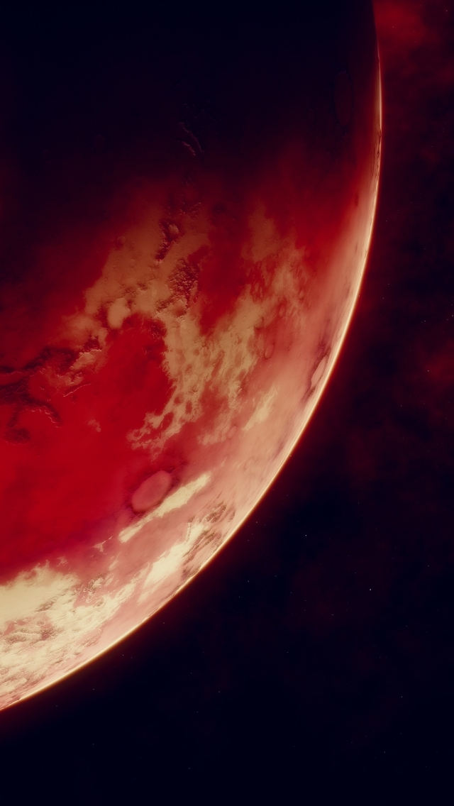 640x1136 4K Earth Surface iPhone 5,5c,5S,SE ,Ipod Touch ...