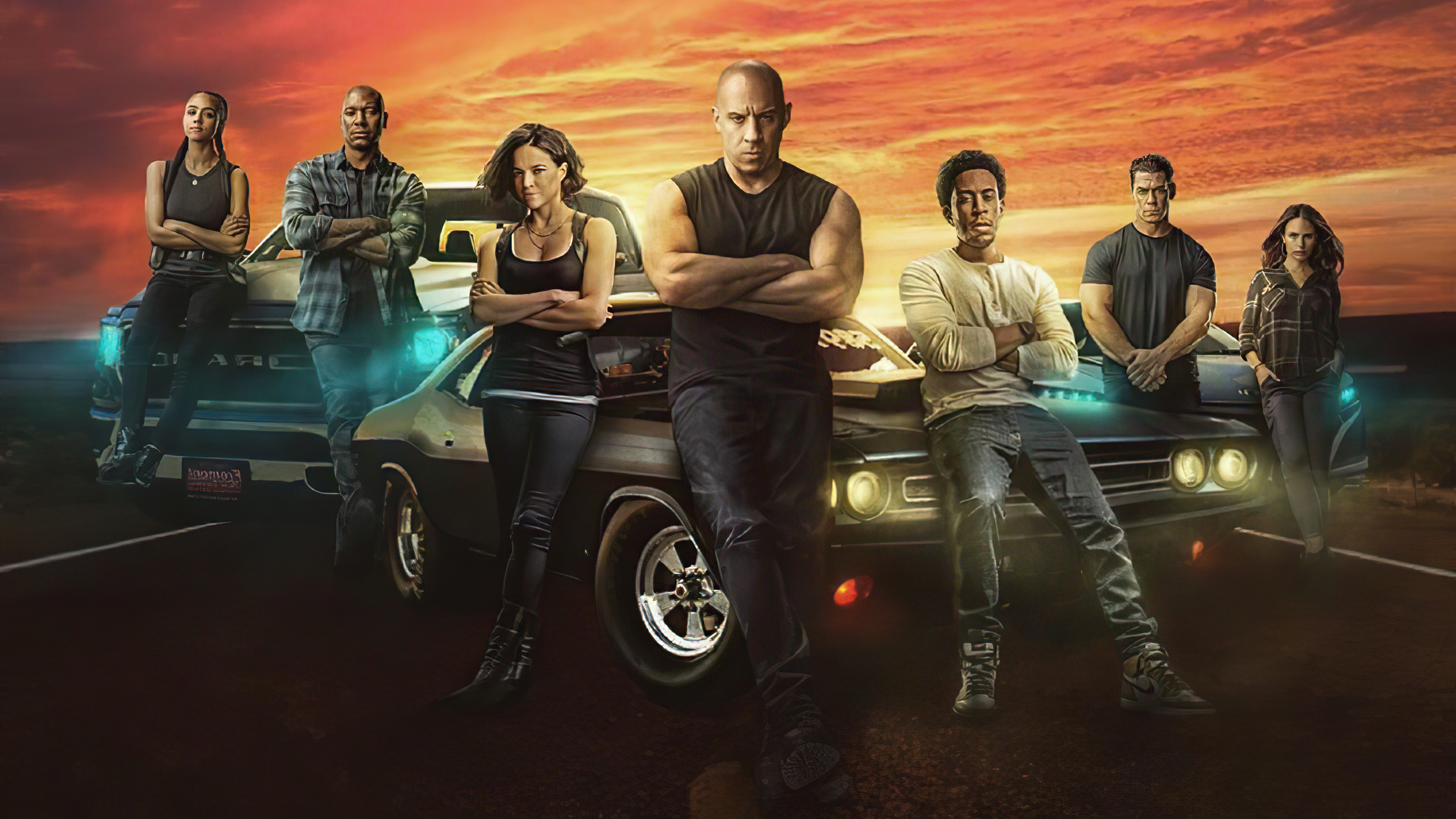 4K Fast And Furious 9 Wallpaper, HD Movies 4K Wallpapers ...