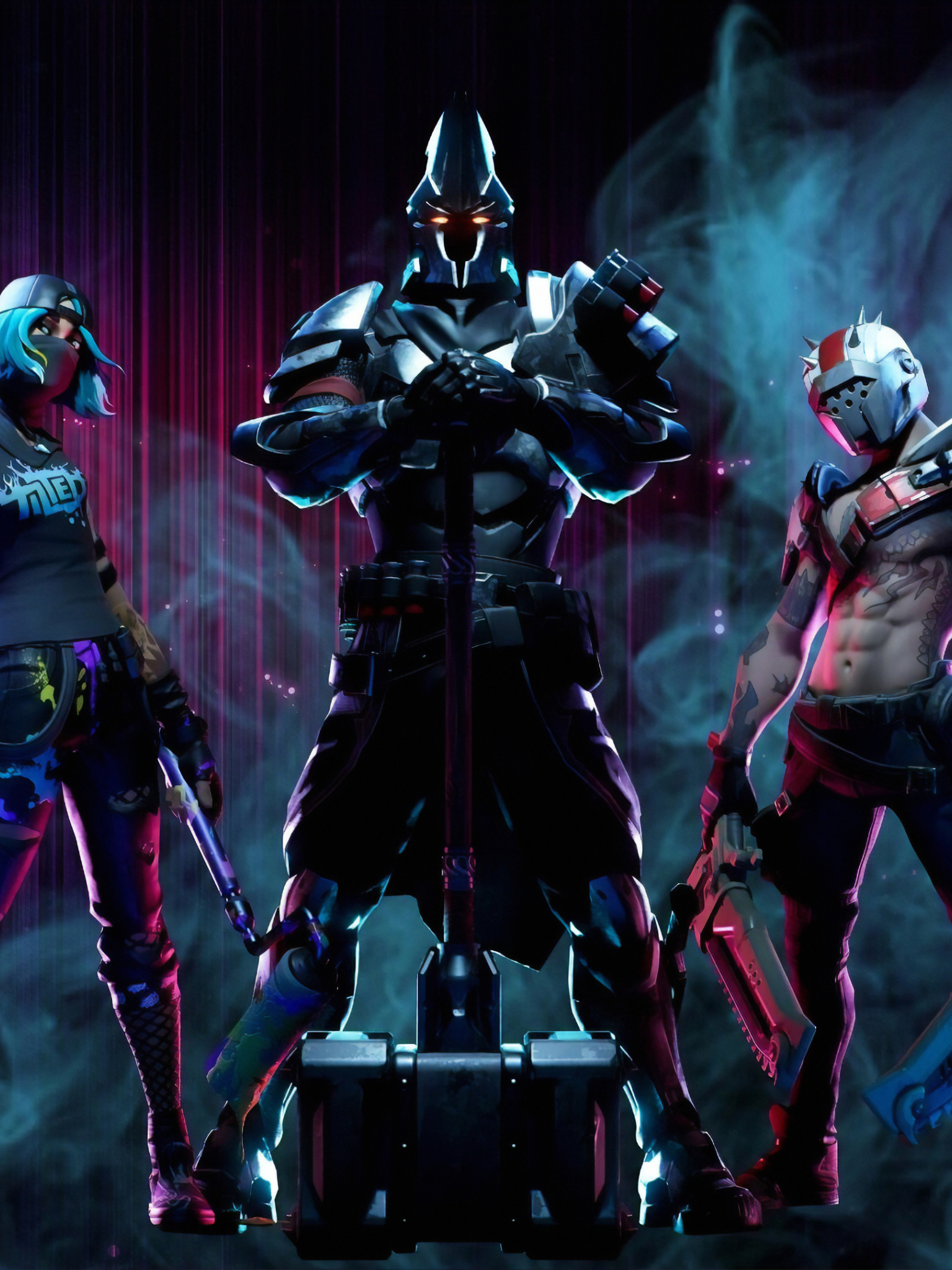 1536x2048 4k Fortnite Mobile 1536x2048 Resolution Wallpaper Hd Games 4k Wallpapers Images Photos And Background