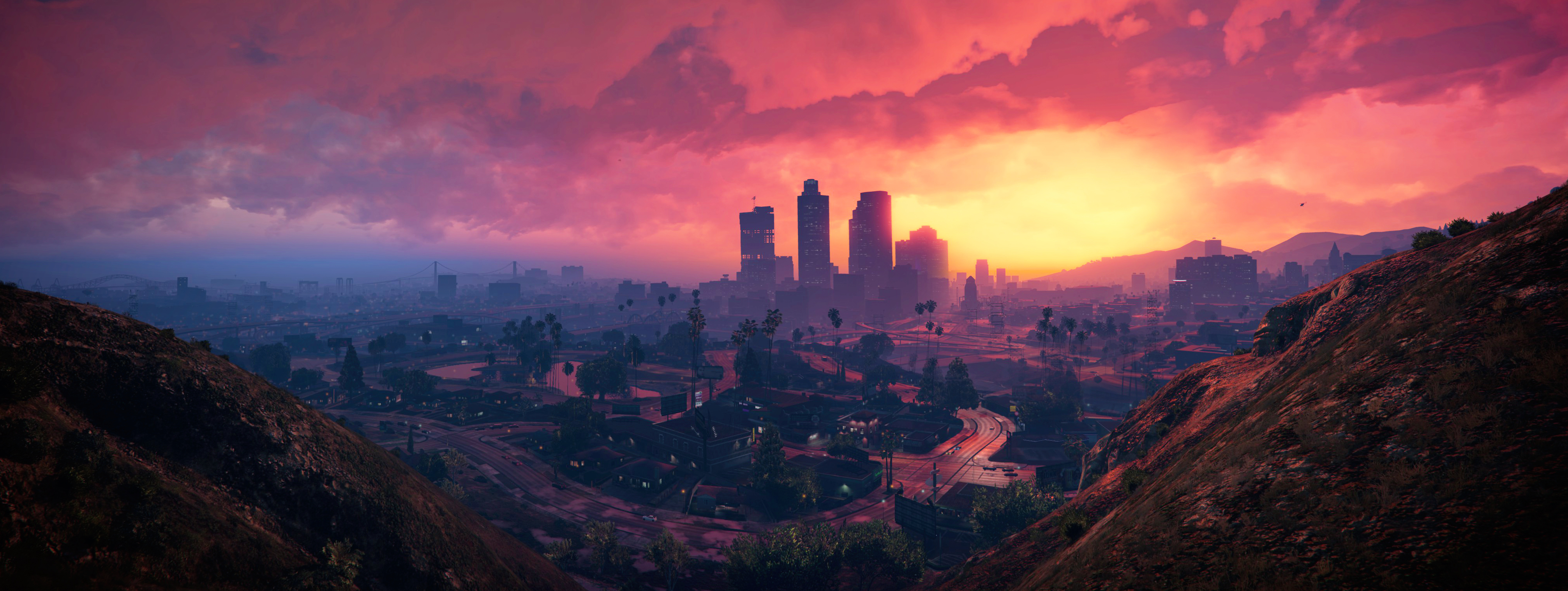 2560x1080 4k Grand Theft Auto V Scenery 2560x1080 Resolution Image Hd Nature 4k Wallpapers Images Photos And Background