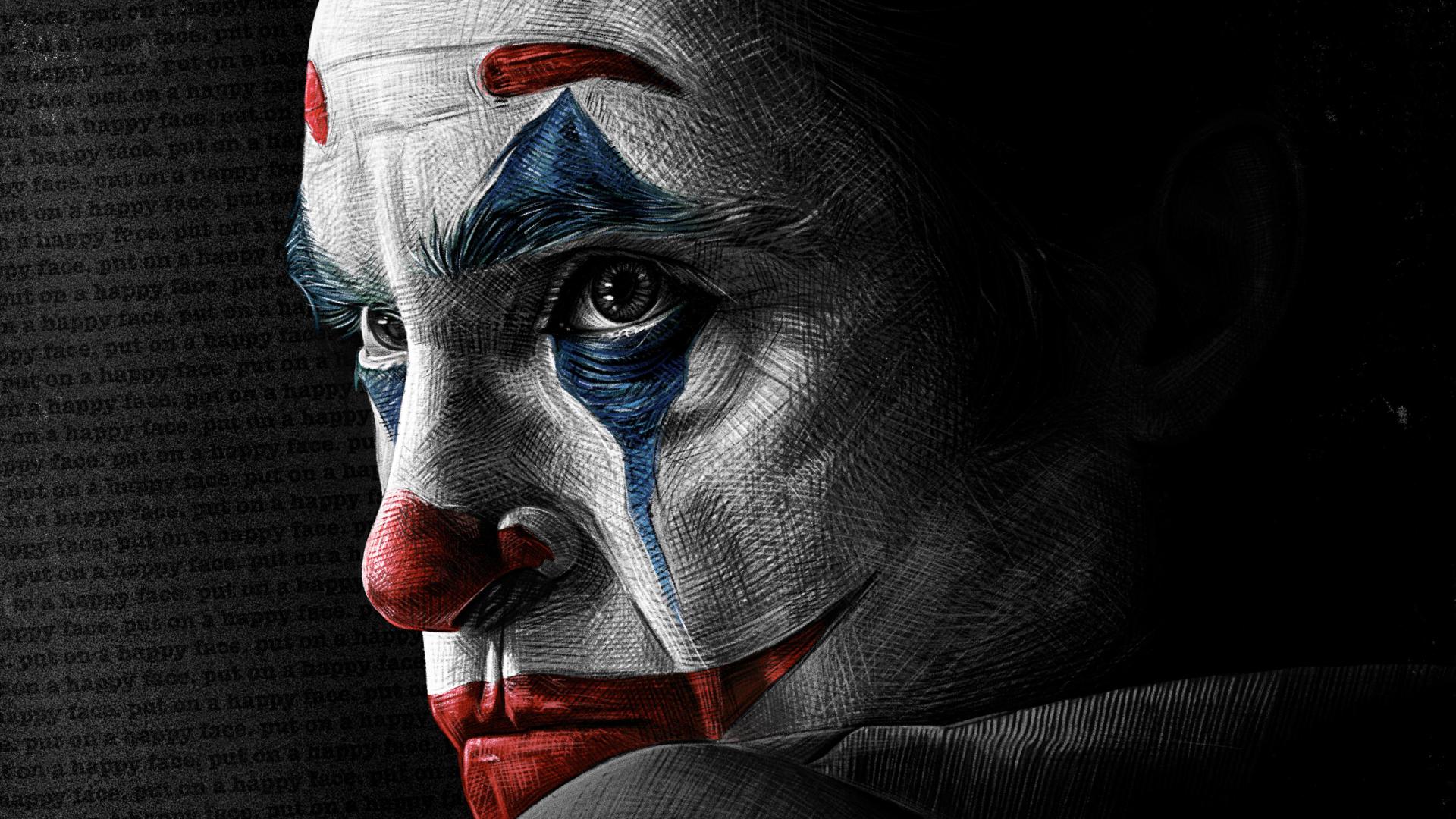 1920x1080 4k Joaquin Phoenix As Joker 1080p Laptop Full Hd