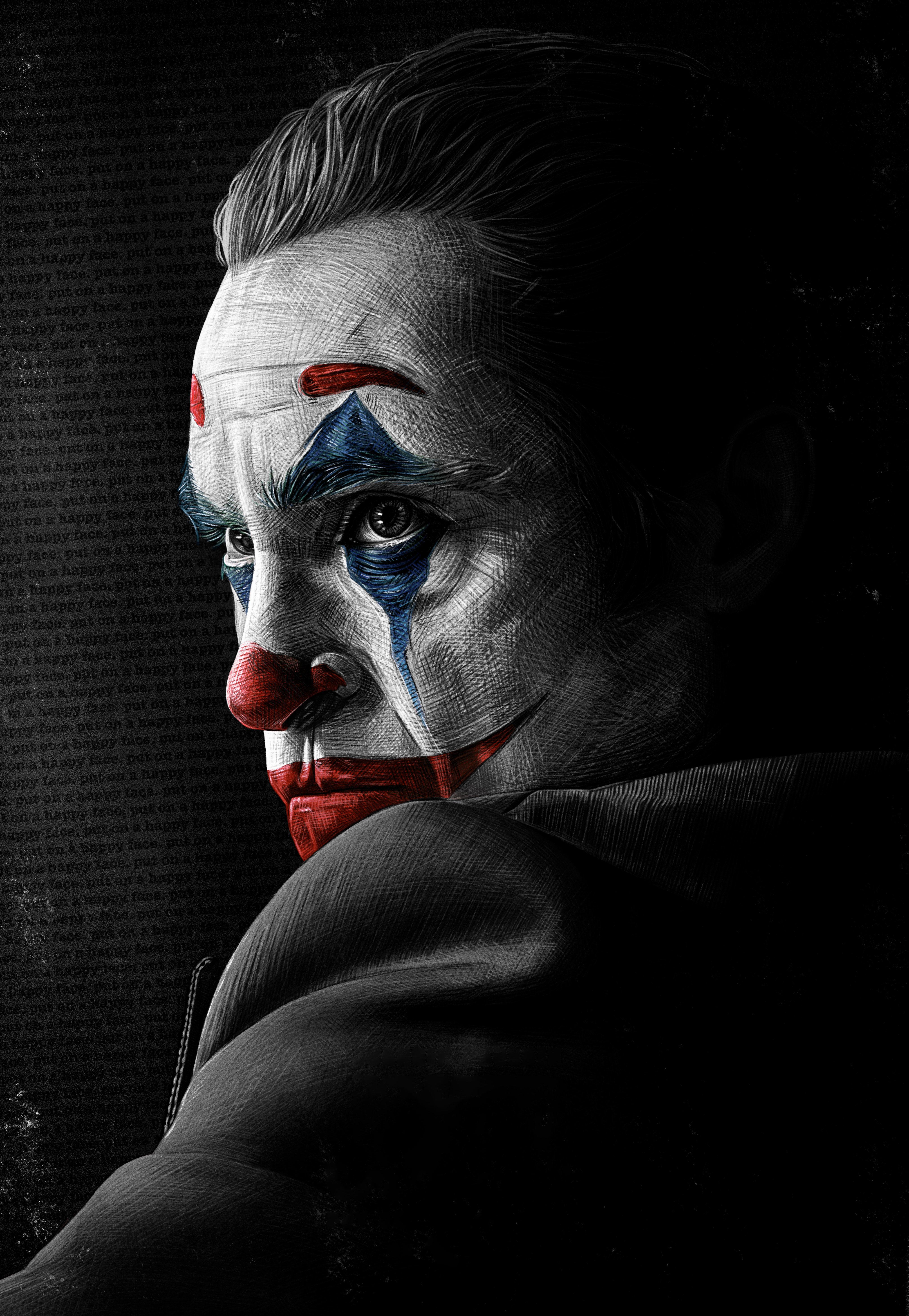4k Joaquin Phoenix As Joker Wallpaper Hd Artist 4k