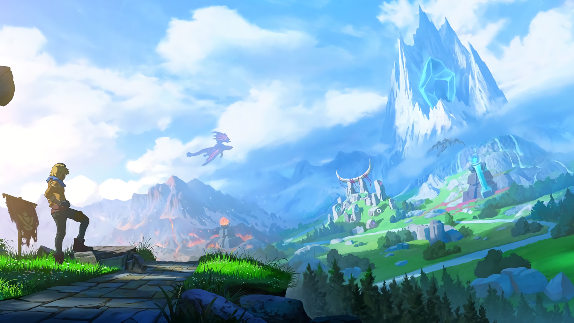 1920x1080 4k League Of Legends 2020 1080p Laptop Full Hd Wallpaper Hd Games 4k Wallpapers Images Photos And Background