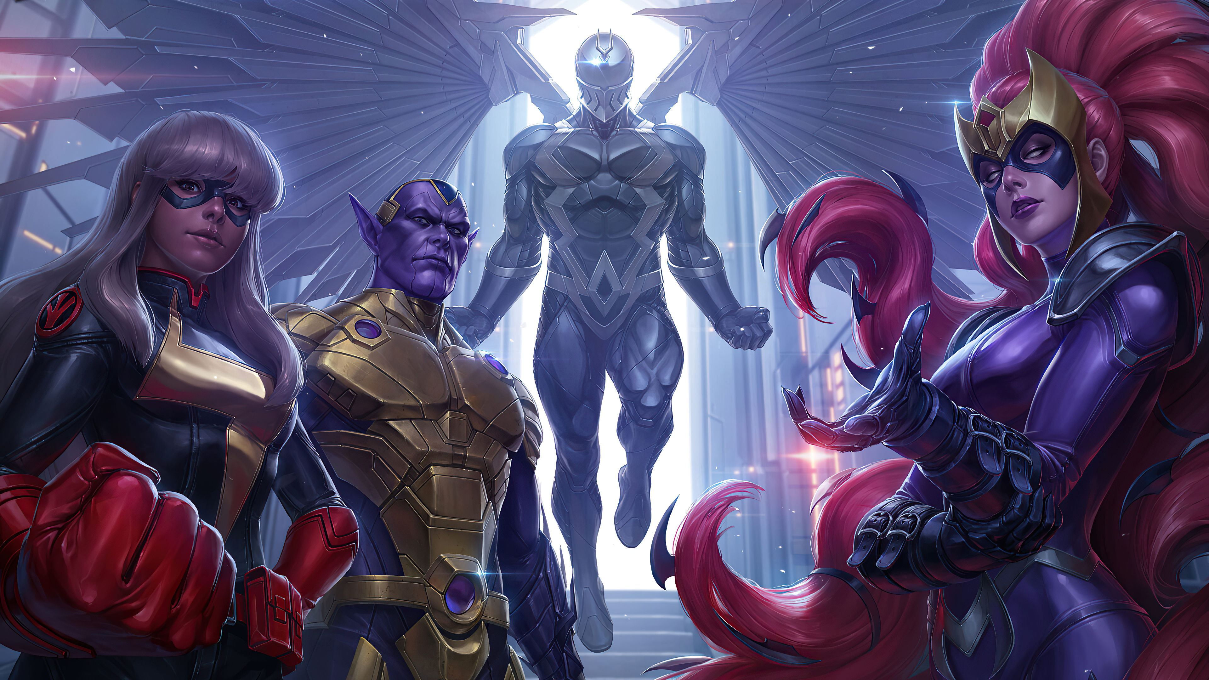 1336x768 4k Marvel Future Fight 2020 Hd Laptop Wallpaper Hd Games 4k Wallpapers Images Photos And Background