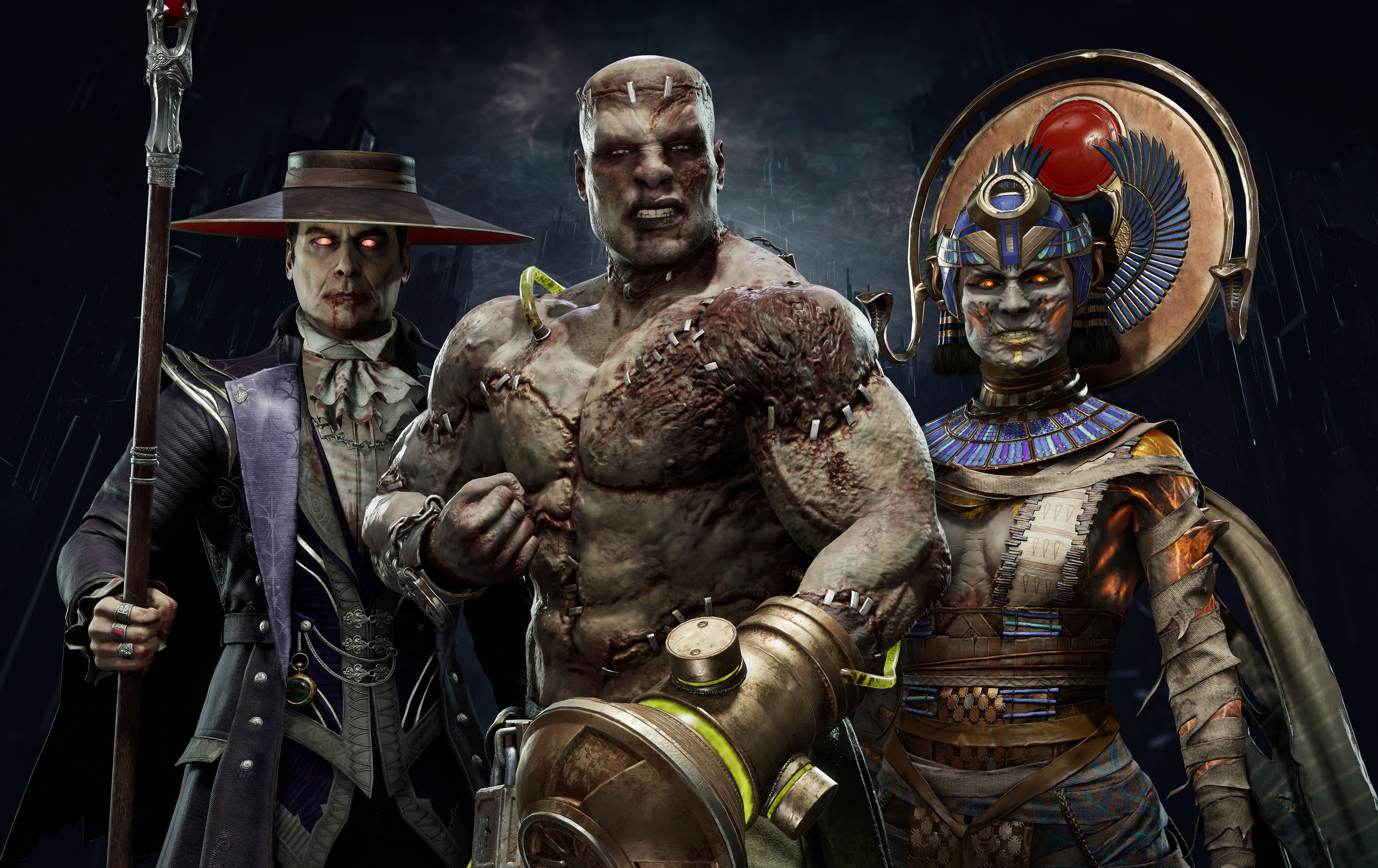 4K Mortal Kombat 11 Wallpaper, HD Games 4K Wallpapers ...