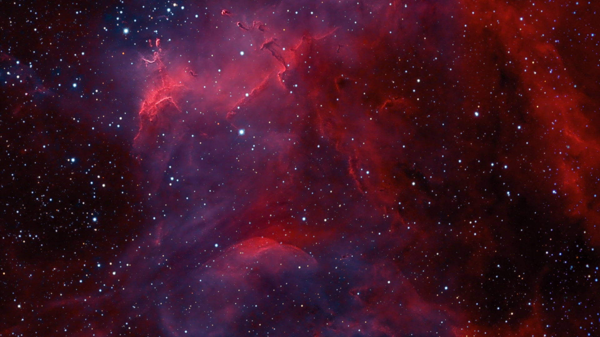 1920x1080 4k Nebula And Stars 1080p Laptop Full Hd Wallpaper Hd Space 4k Wallpapers Images Photos And Background