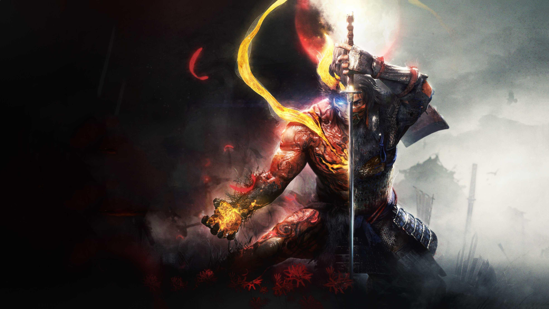 1920x1080 4k Nioh 2 1080p Laptop Full Hd Wallpaper Hd Games 4k Wallpapers Images Photos And Background Wallpapers Den