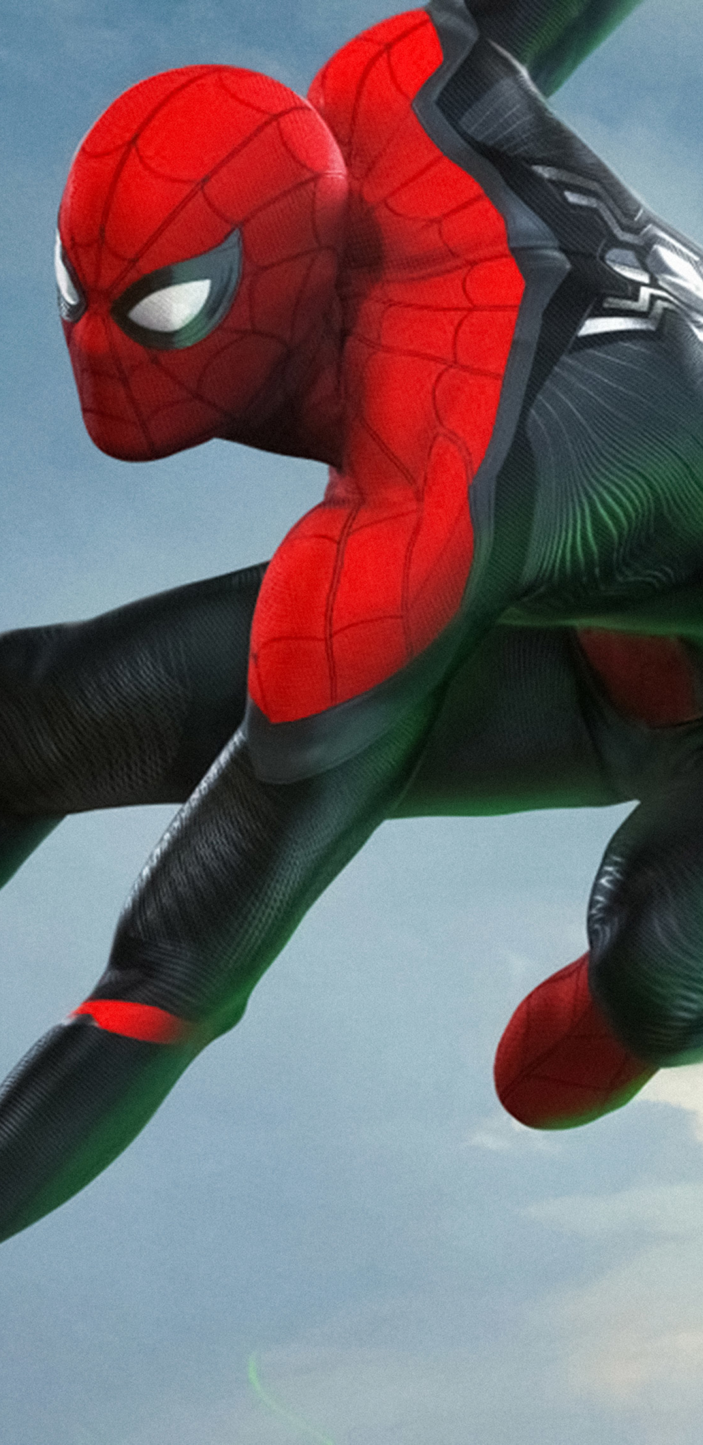 1440x2960 4K Poster Of Spider-Man Far From Home Samsung ...