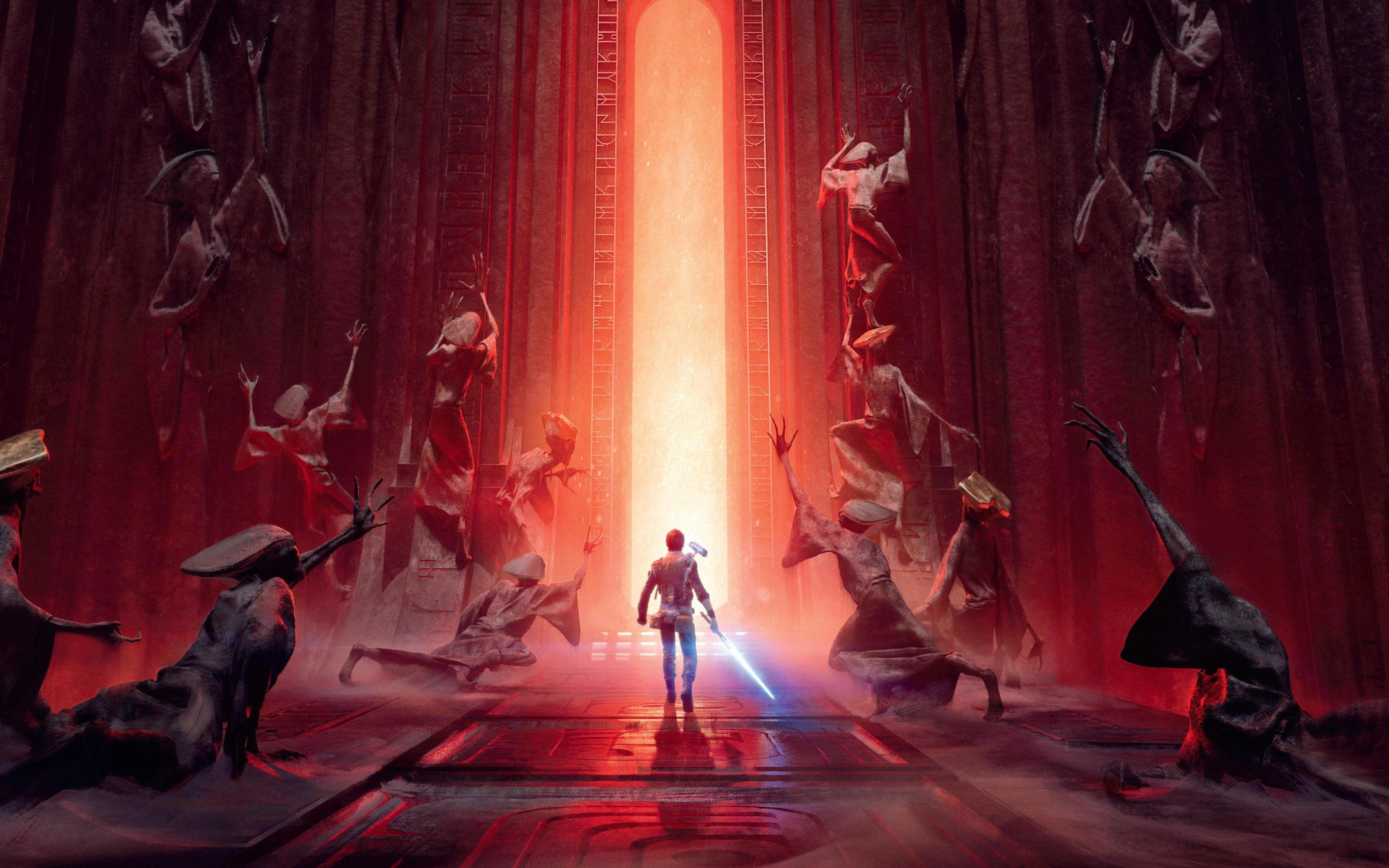 4K Poster Of Star Wars Jedi Fallen Order Wallpaper, HD ...