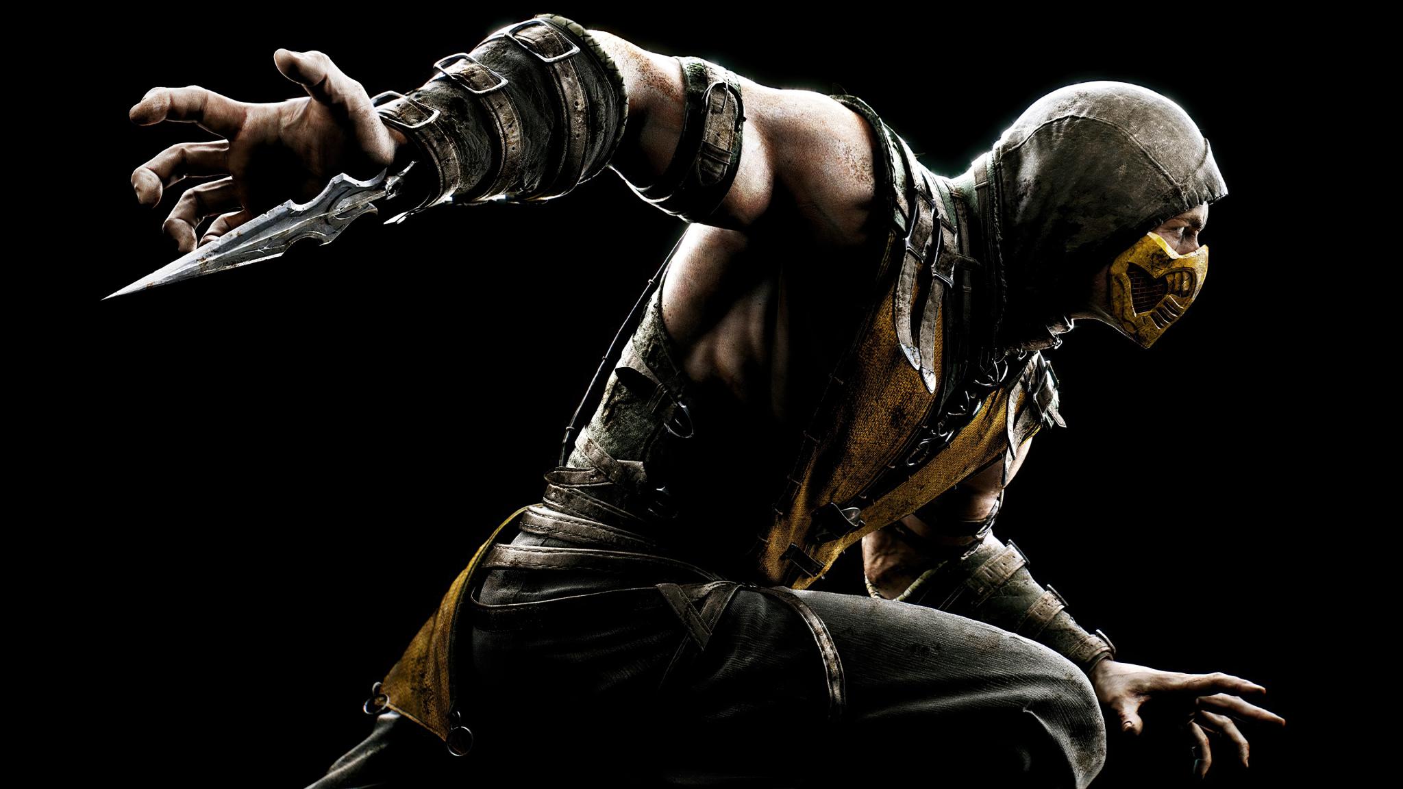 2048x1152 4K Scorpion Mortal Kombat 11 2048x1152 ...