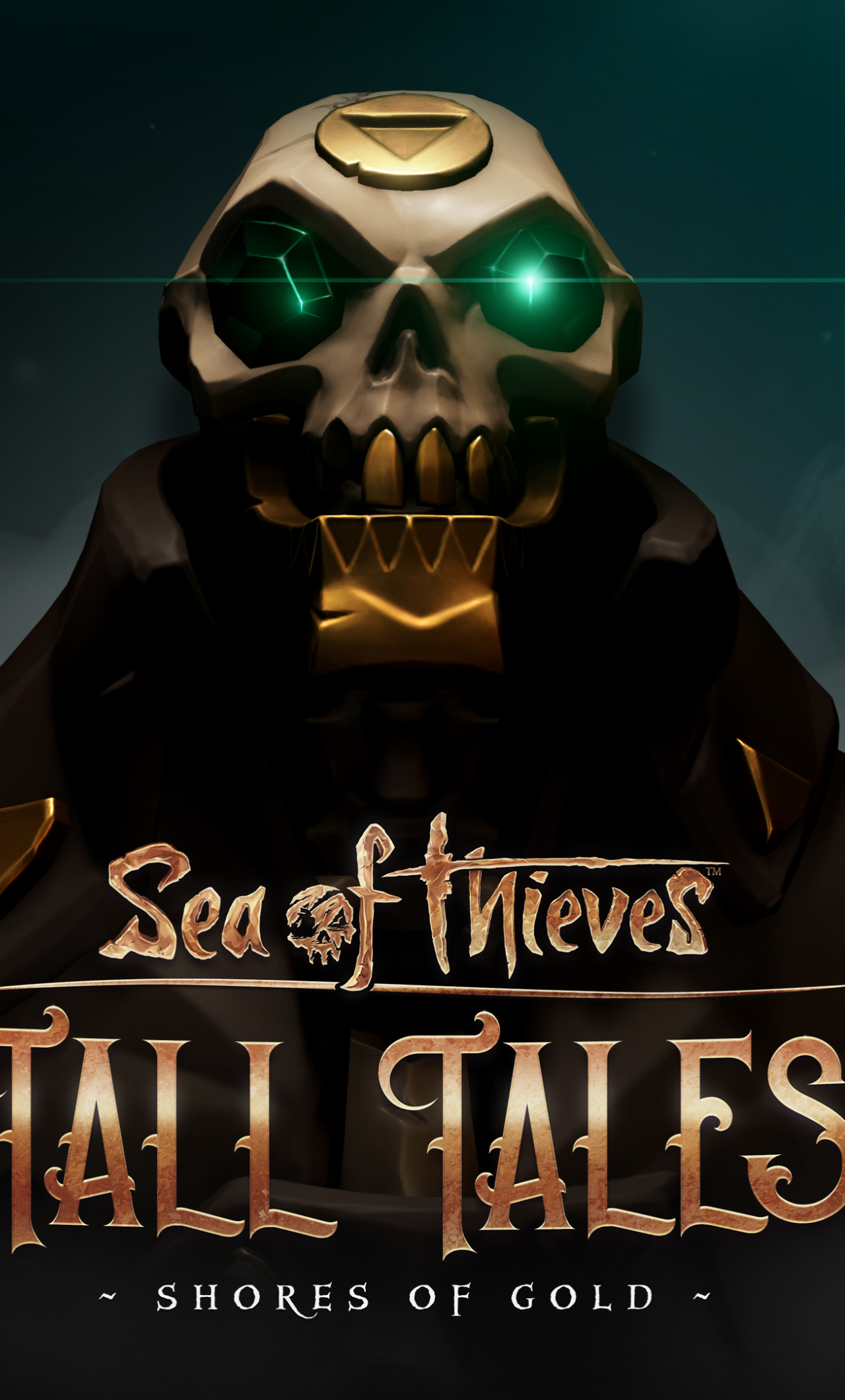 4K Sea of Thieves Wallpaper in 1280x2120 Resolution