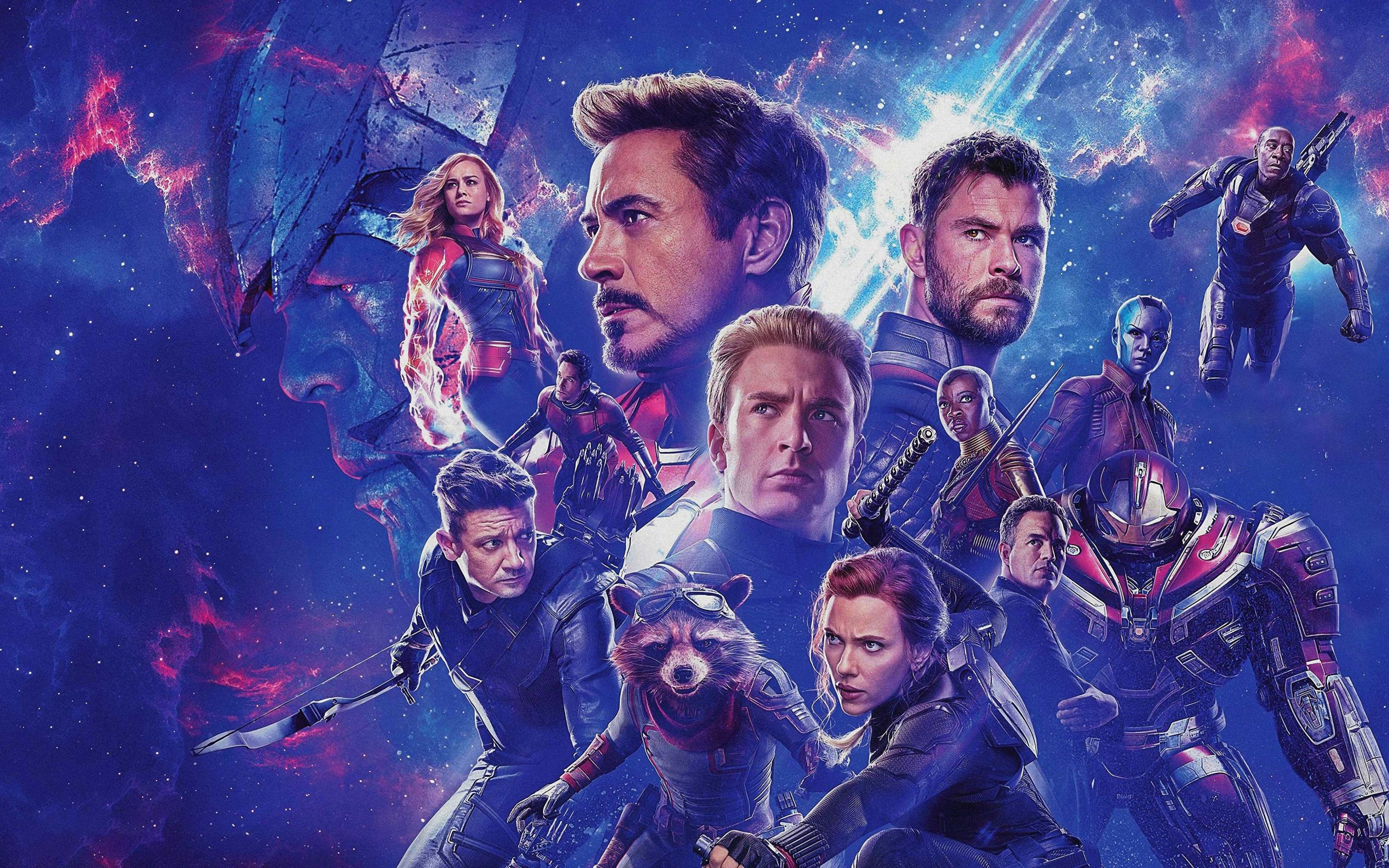 3840x2400 8K Avengers Endgame 4K 3840x2400 Resolution Background ...