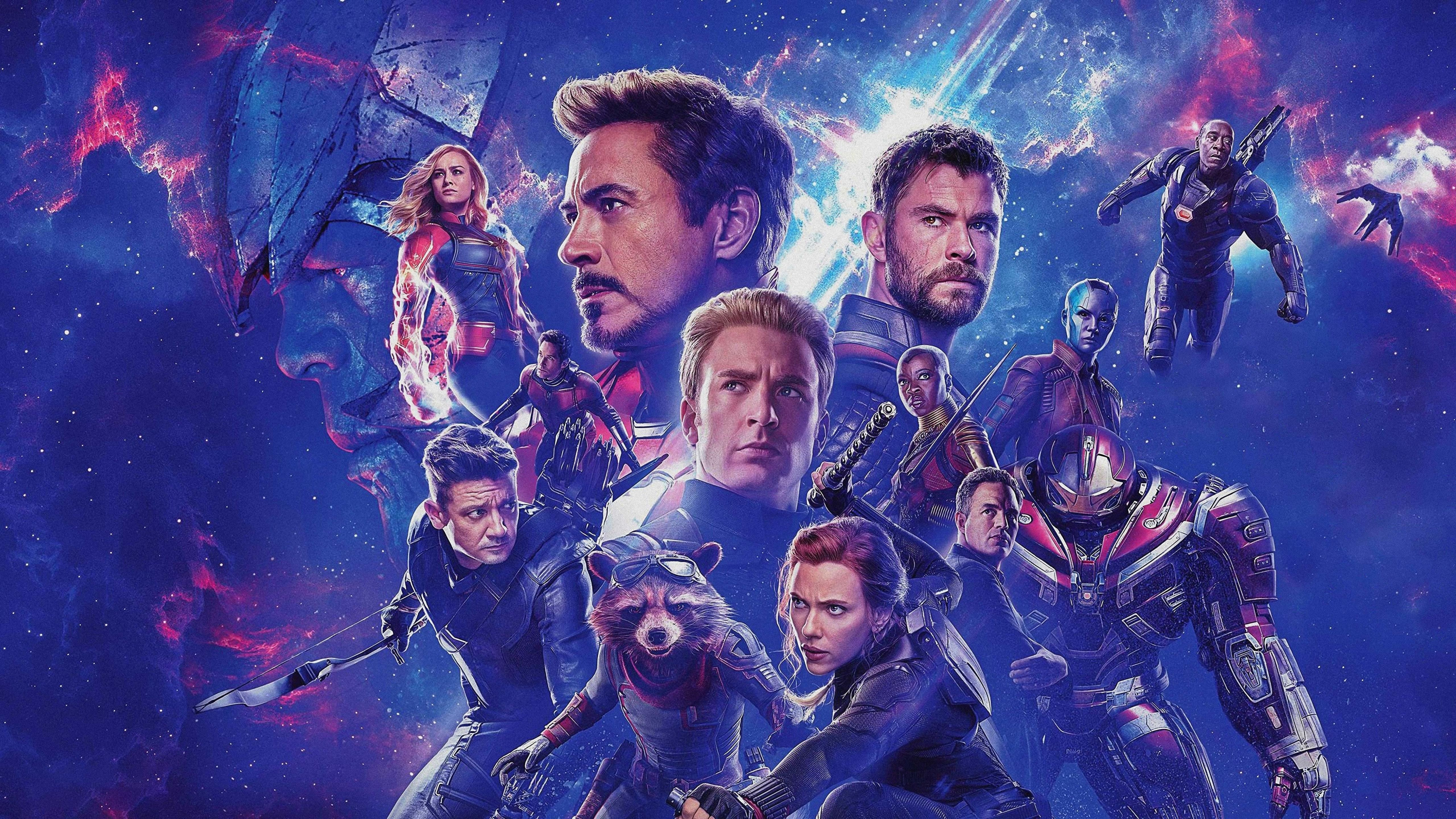 5120x2880 8K Avengers Endgame 5K Background, HD Movies 4K ...