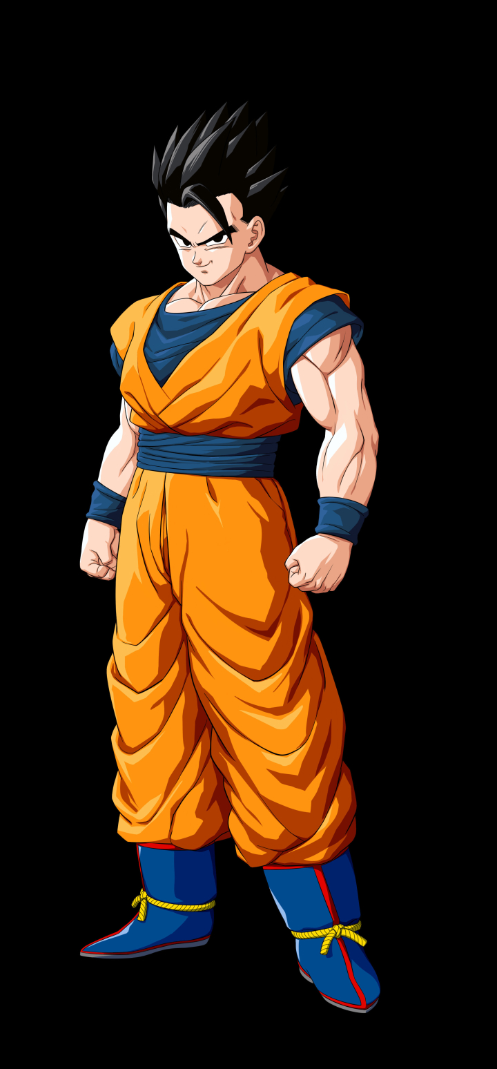 720x1548 8K Goku Dragon Ball Z Kakarot 720x1548 Resolution ...