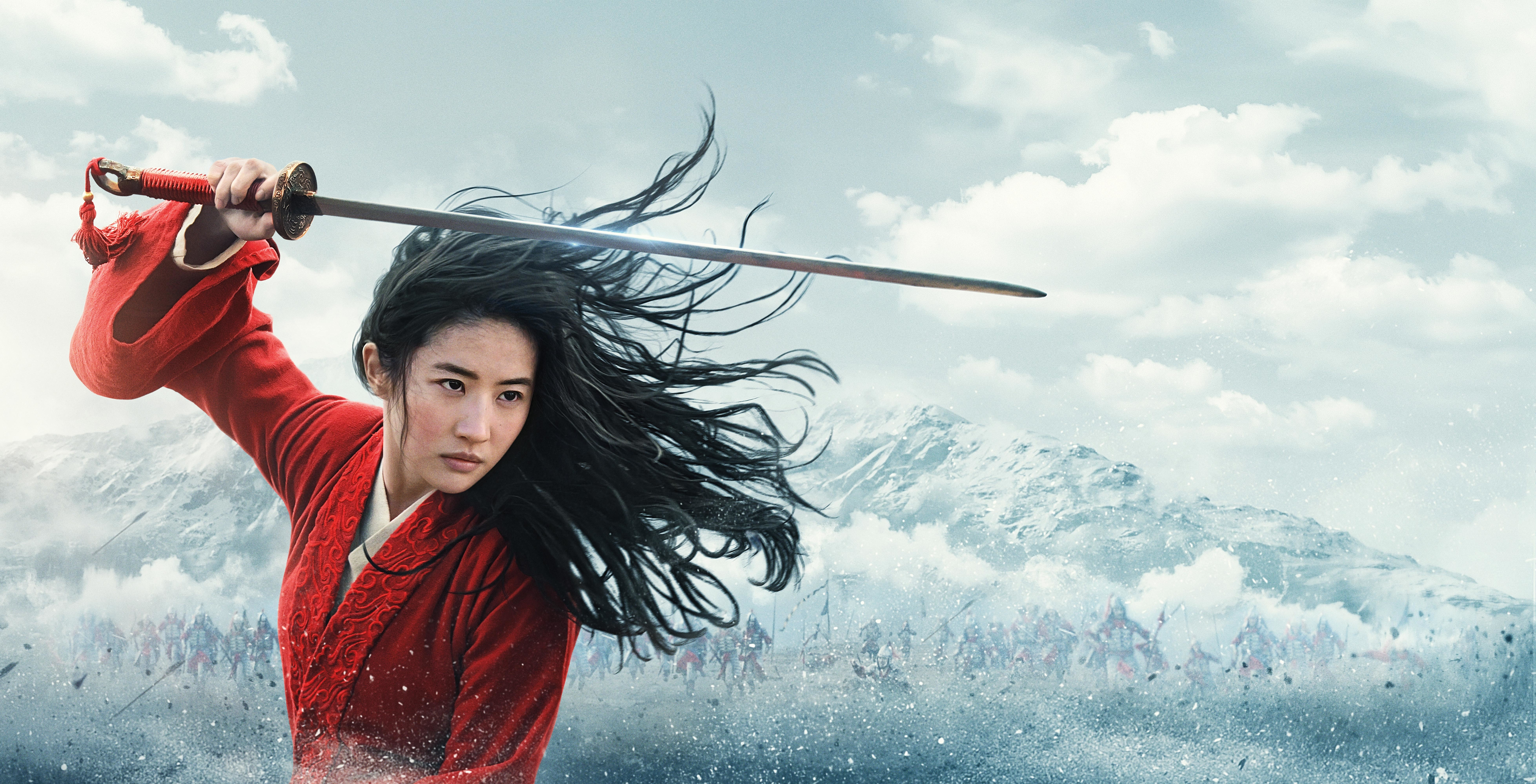1366x768 8k Poster Of Mulan 1366x768 Resolution Wallpaper Hd Movies 4k Wallpapers Images Photos And Background