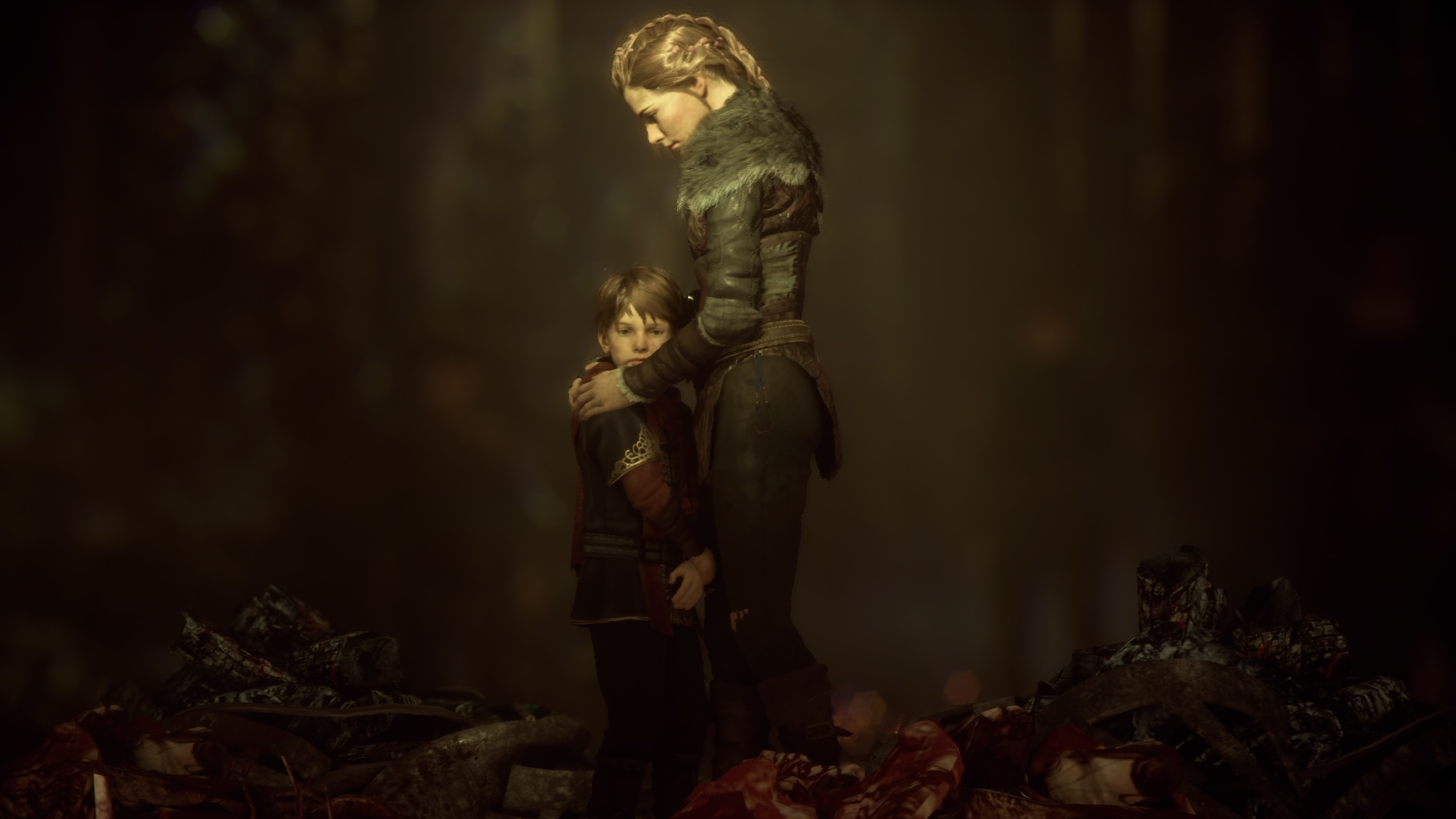 A Plague Tale Innocence Game Wallpaper Hd Games 4k Wallpapers