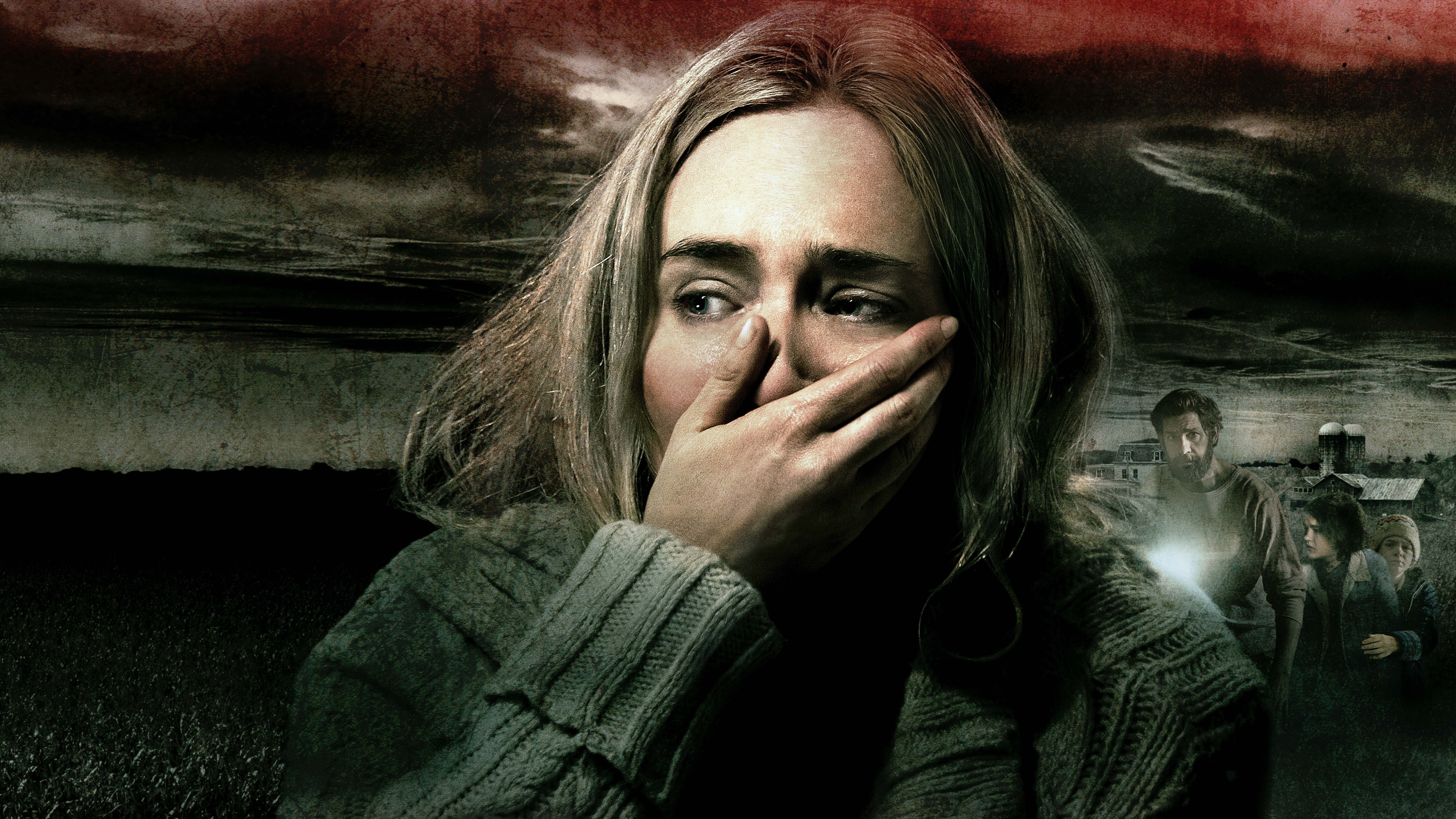 A Quiet Place 2018 Movie Wallpaper Hd Movies 4k Wallpapers
