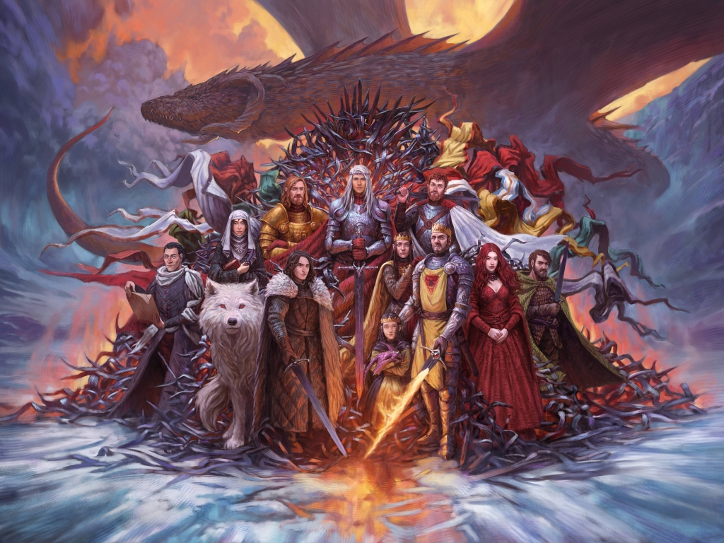 1024x768 A Song Of Ice And Fire Got 1024x768 Resolution Wallpaper