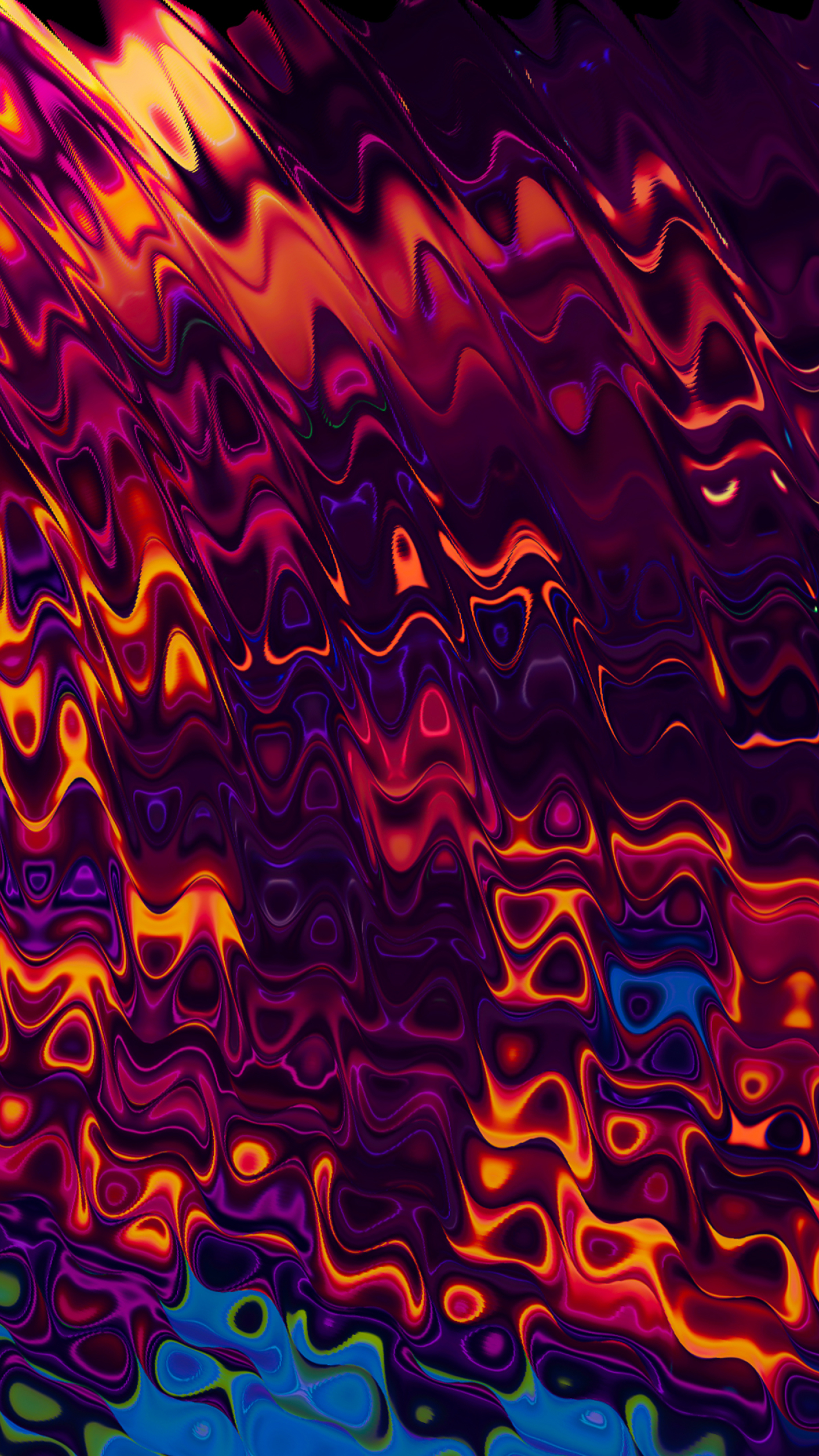 1440x2560 Abstract Swirly Wall Samsung Galaxy S6,S7,Google