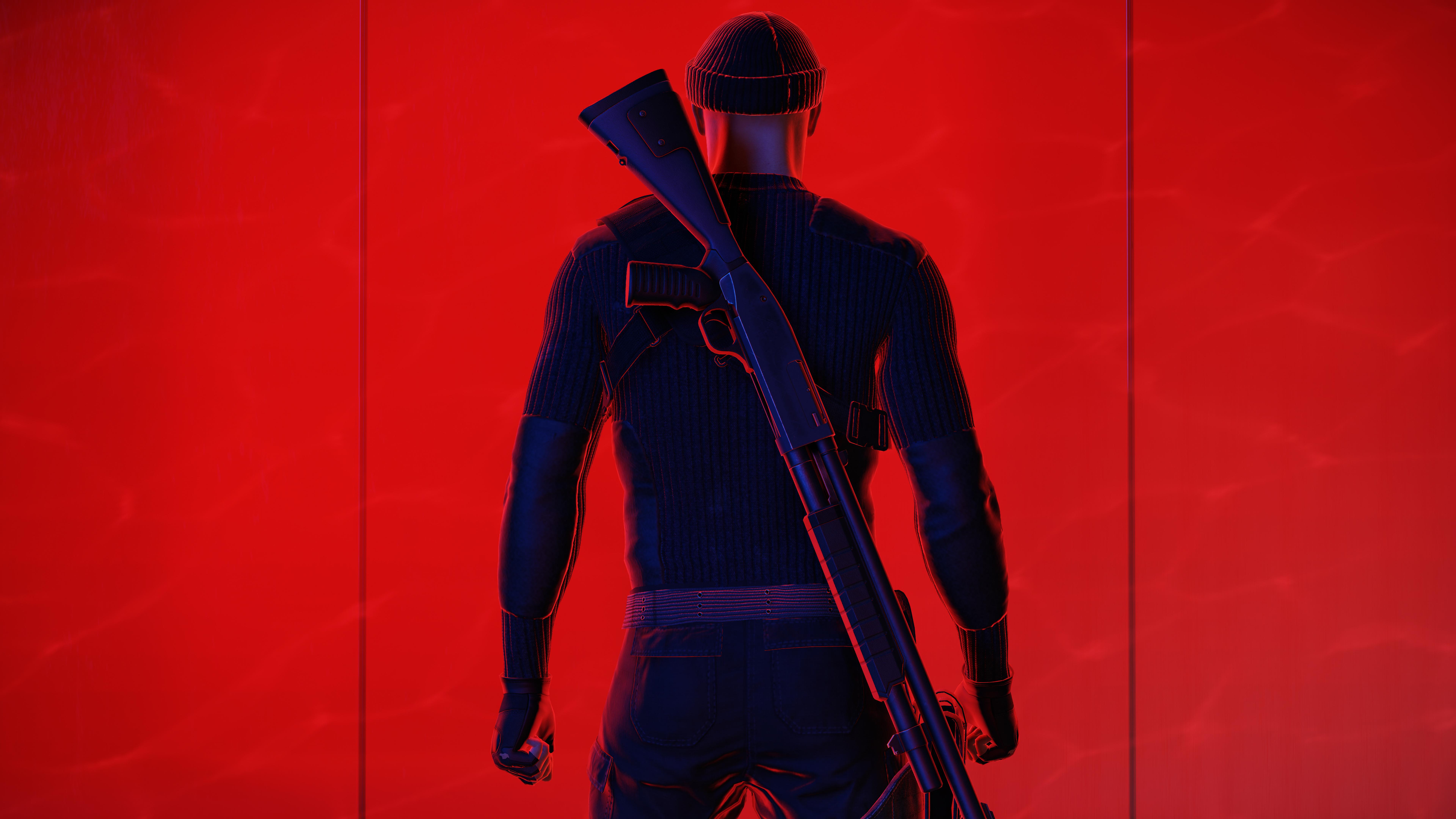7680x4320 Agent 47 Hitman 2 8k Wallpaper Hd Games 4k