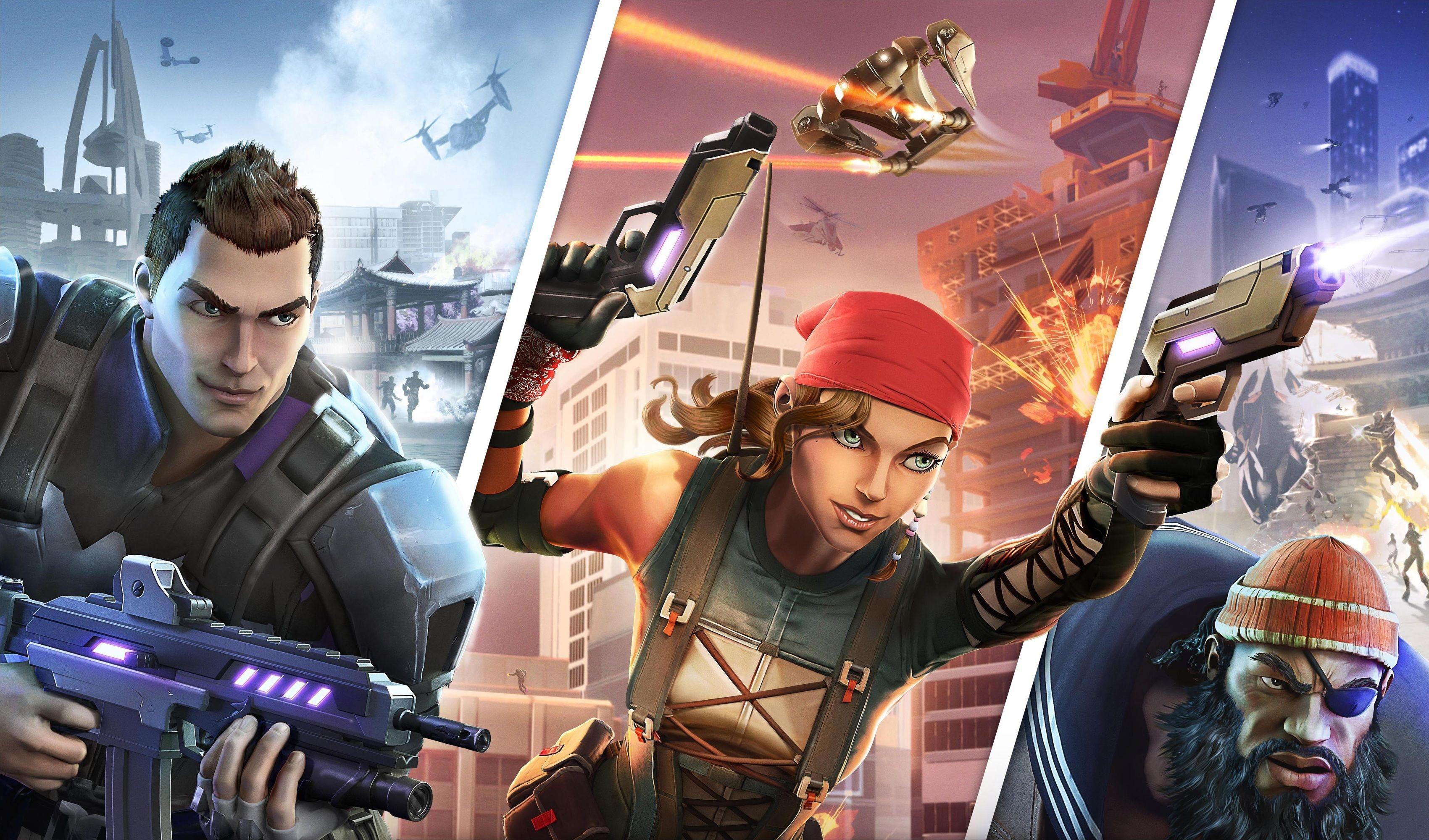 Agents Of Mayhem Artwork Hd Games 4k Wallpapers Images: Agents Of Mayhem Wallpaper, HD Games 4K Wallpapers, Images