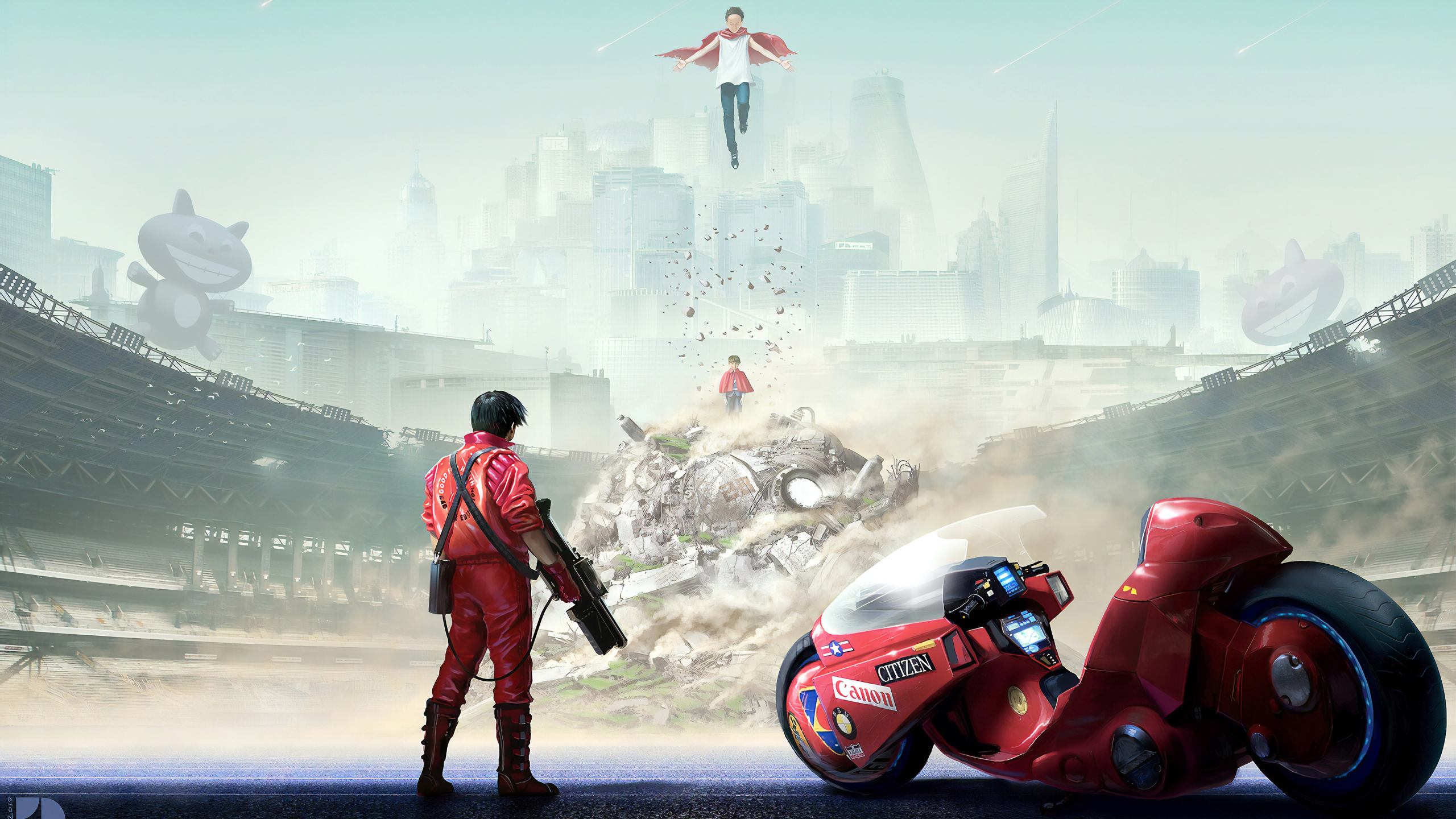 2560x1440 Akira Anime 1440p Resolution Wallpaper Hd Anime 4k Wallpapers Images Photos And Background