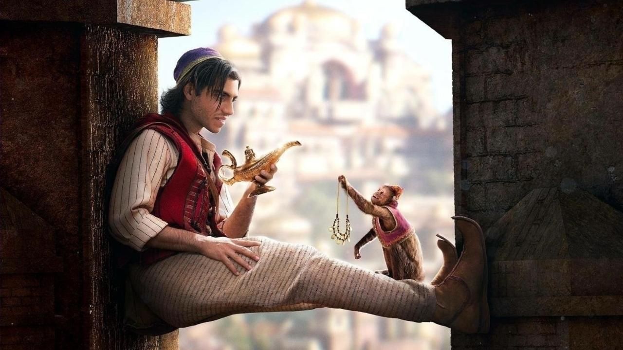 1280x720 Aladdin 2019 Movie 720p Wallpaper Hd Movies 4k