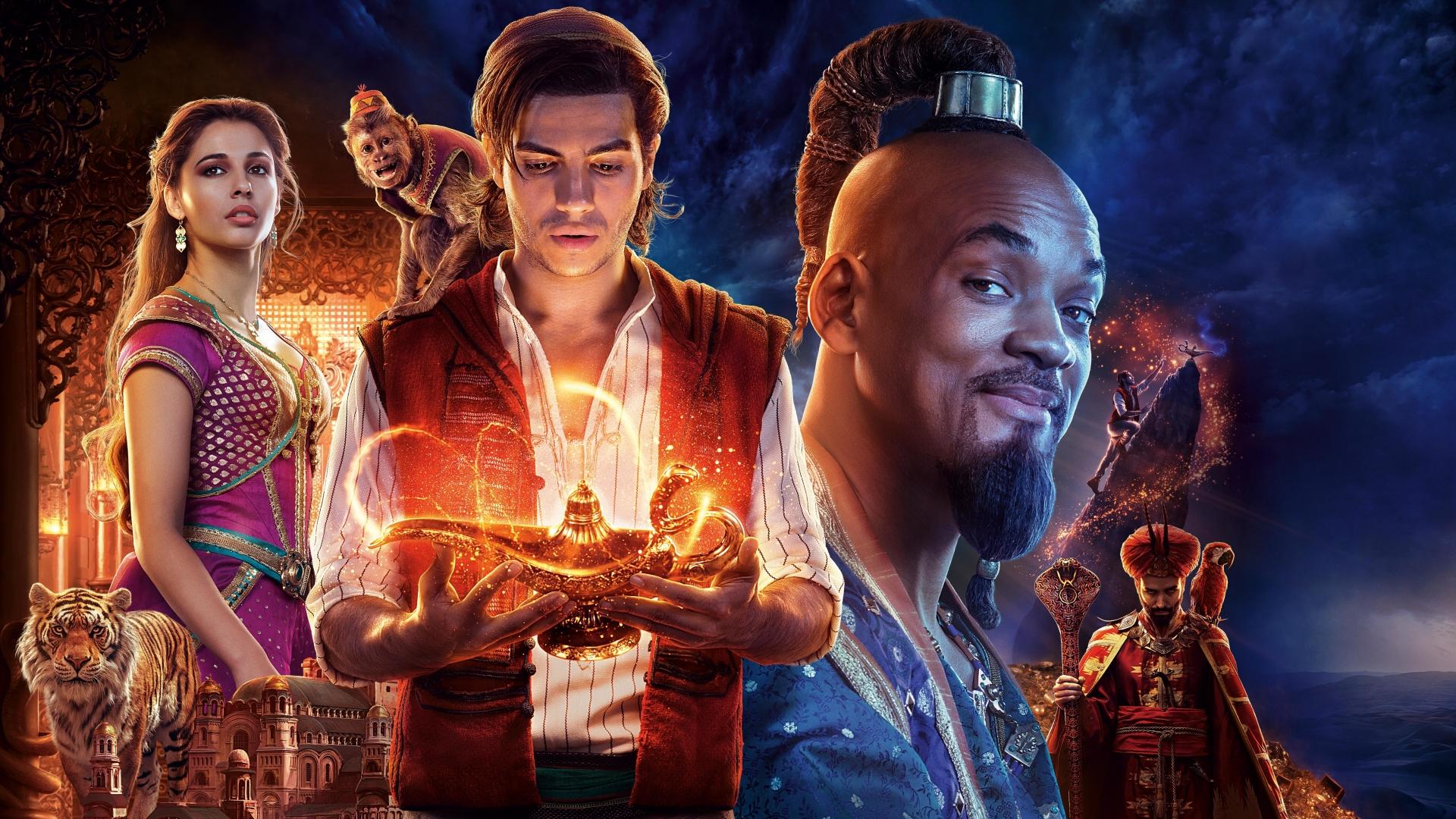 1920x1080 Aladdin Movie 2019 1080P Laptop Full HD ...