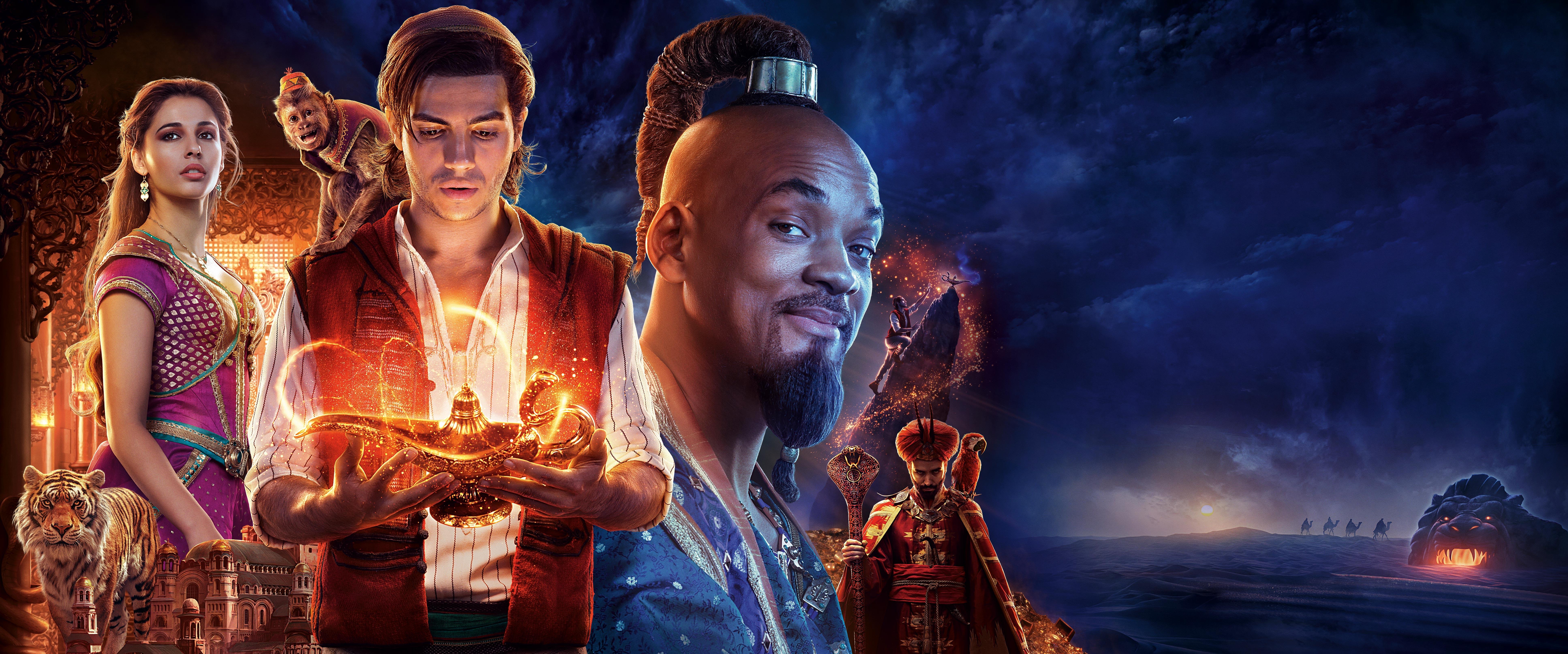Aladdin Movie 2019 Wallpaper Hd Movies 4k Wallpapers
